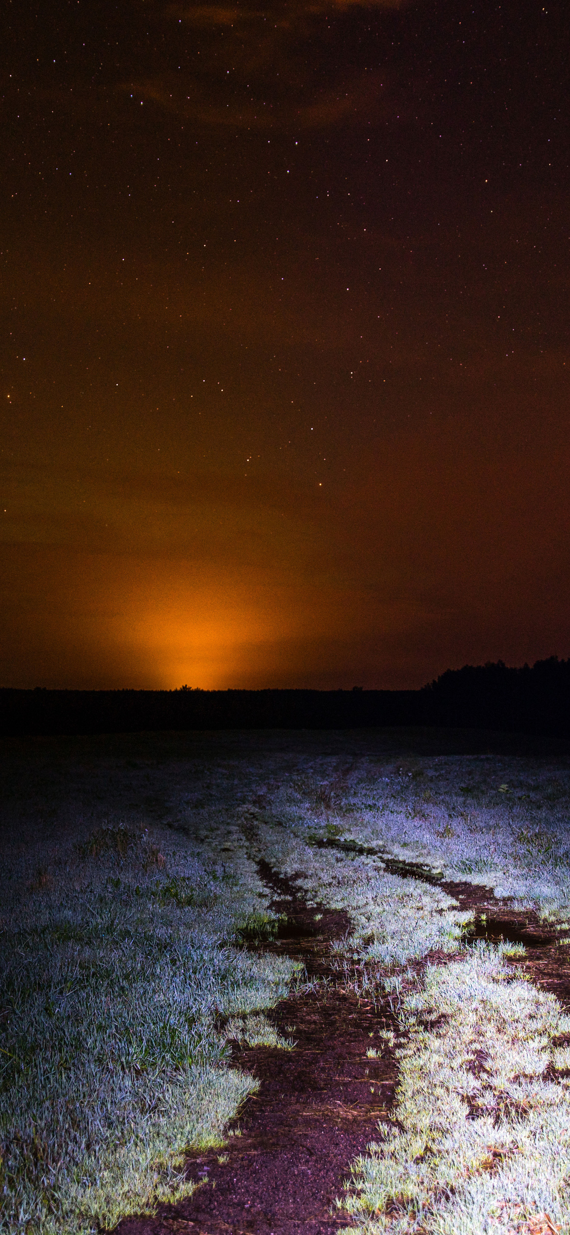1125x2436 field during night time 8k iphone xs iphone 10 - Wallpaper iphone 8k ...