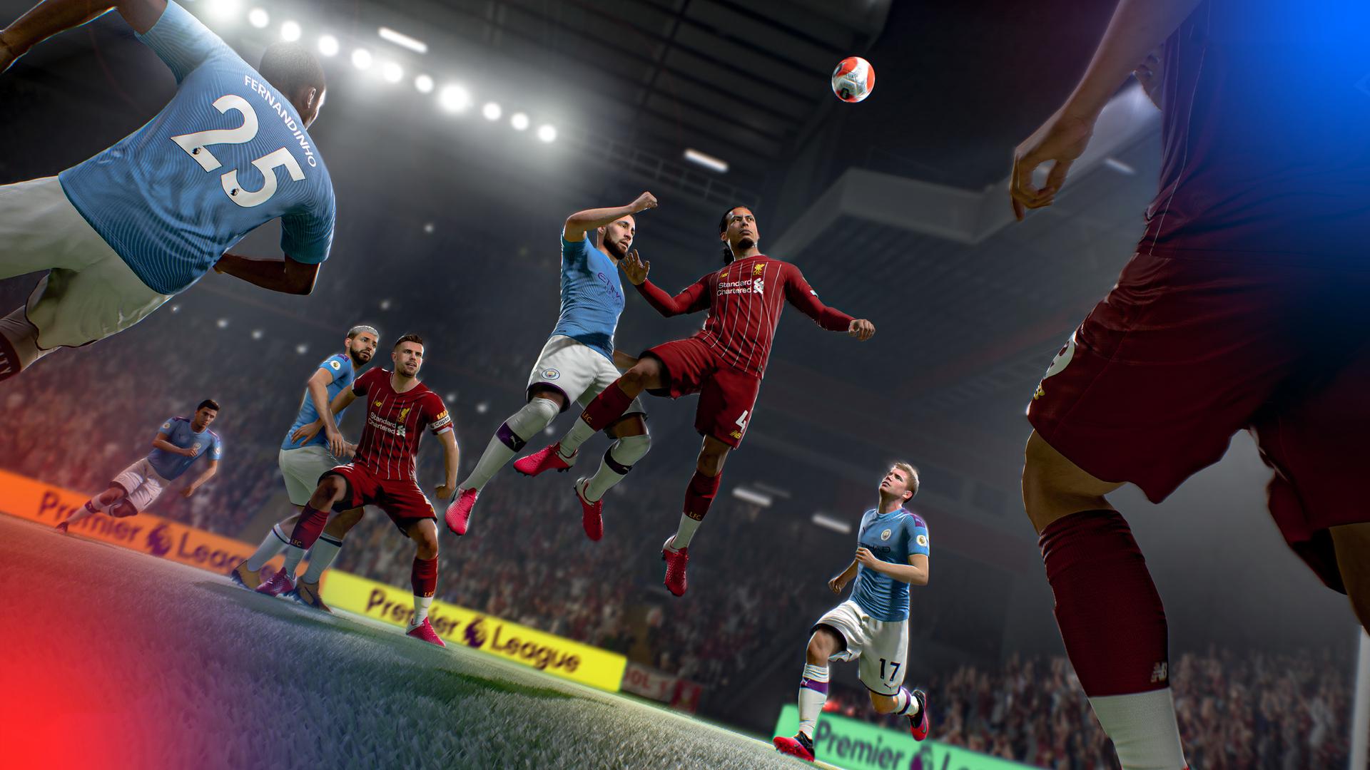 FIFA 21 Fitur Baru