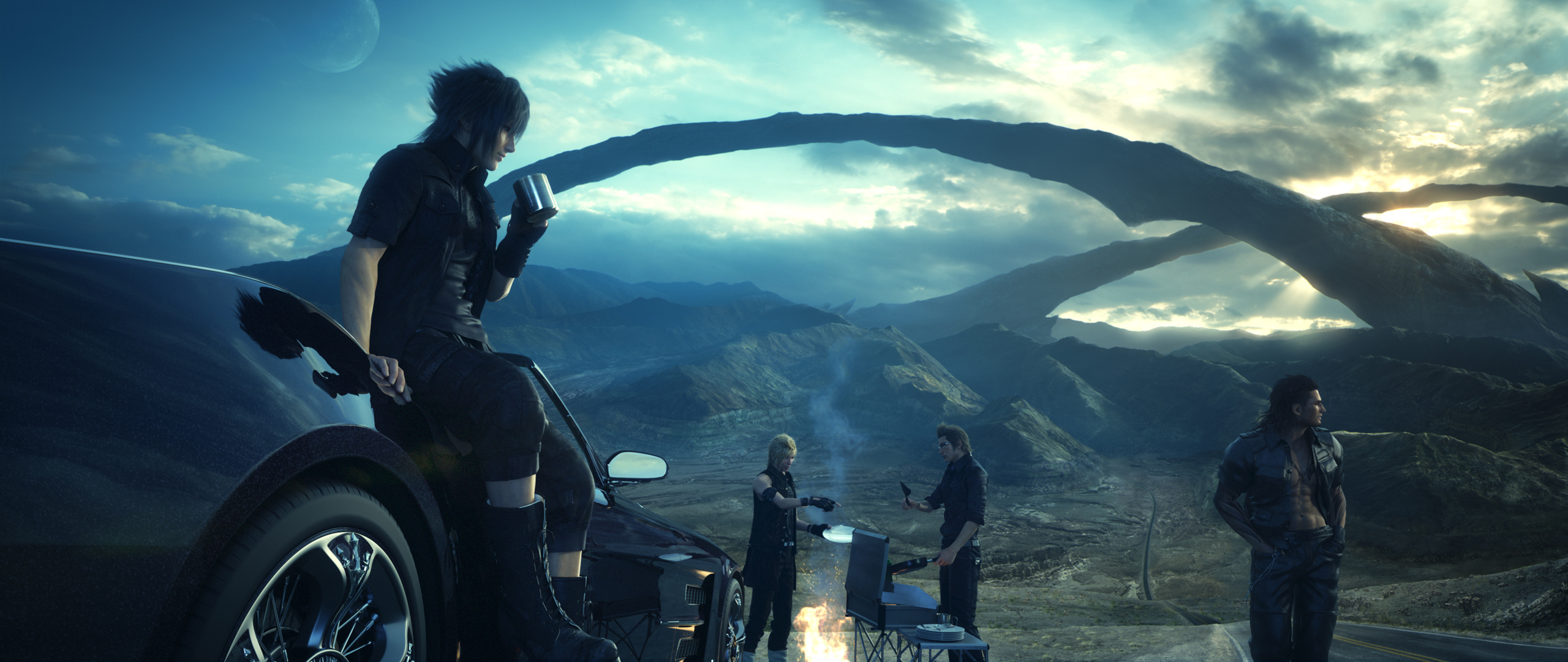 4k Final Fantasy Xv Hd Games 4k Wallpapers Images: 2560x1080 Final Fantasy 7 2560x1080 Resolution HD 4k
