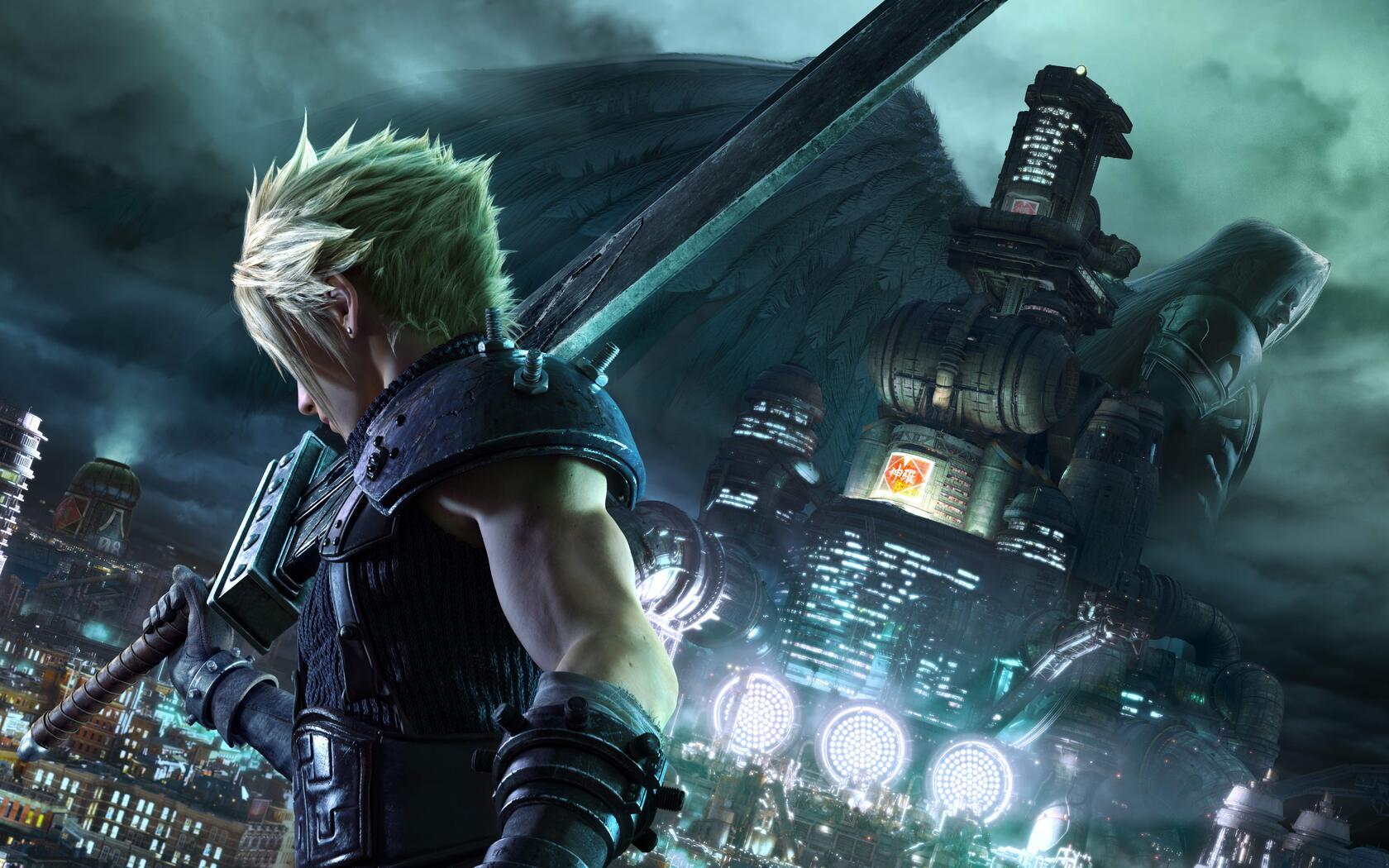 1680x1050 Final Fantasy VII Remake 8k 2020 1680x1050 ...