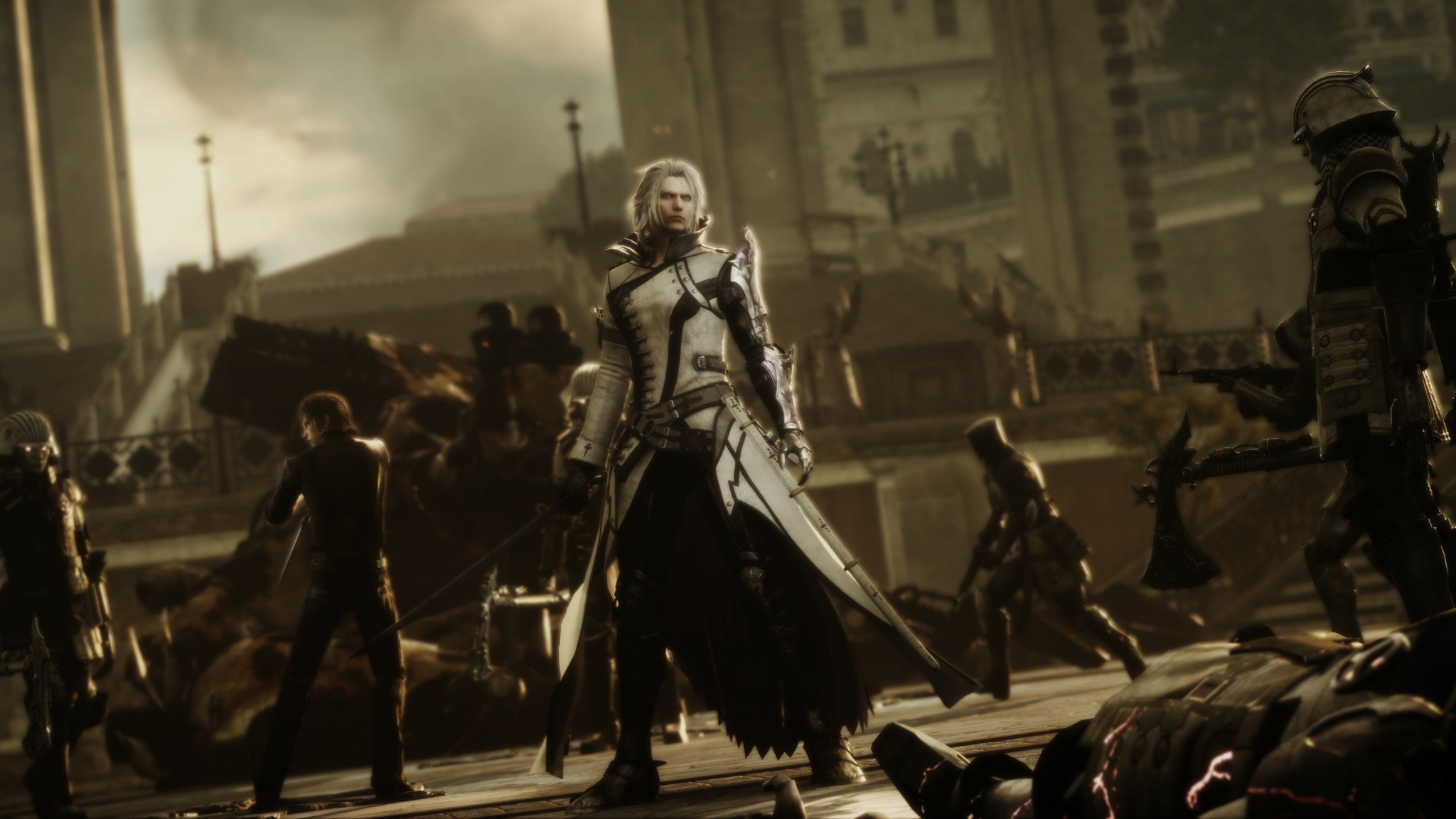 2560x1080 Luna Final Fantasy Xv 4k 2560x1080 Resolution Hd: 2048x1152 Final Fantasy Xv 4k 2048x1152 Resolution HD 4k