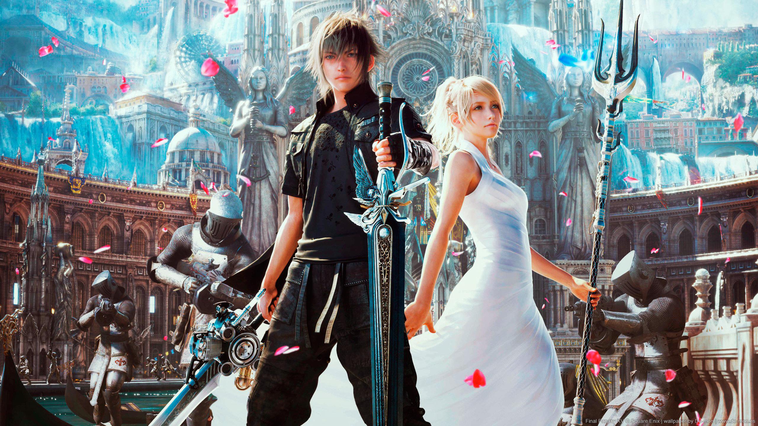 Final fantasy xv artwork h5 jpg
