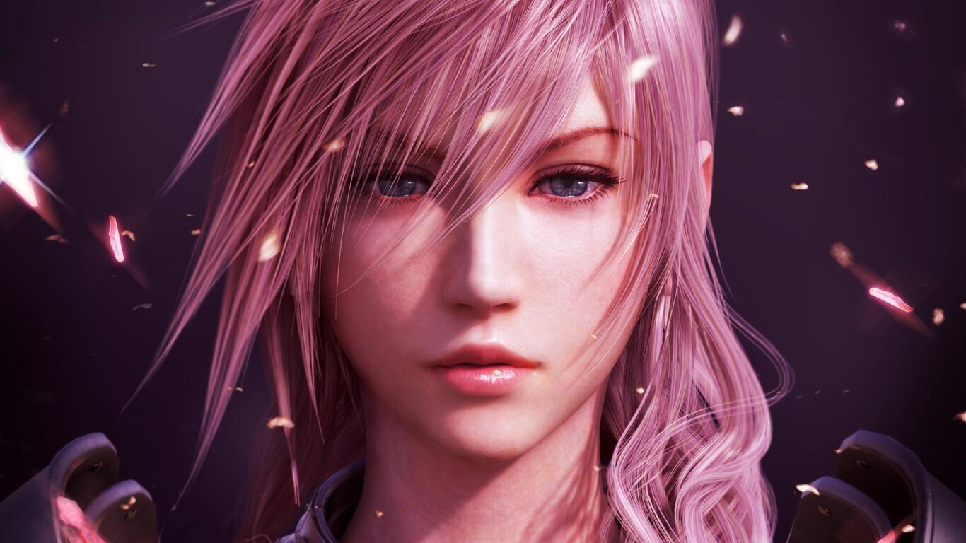 Final Fantasy Xv Claire Farron Om