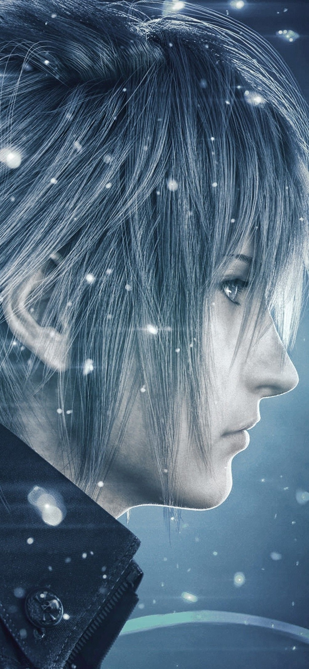 1242x2688 final fantasy xv noctis iphone xs max hd 4k wallpapers