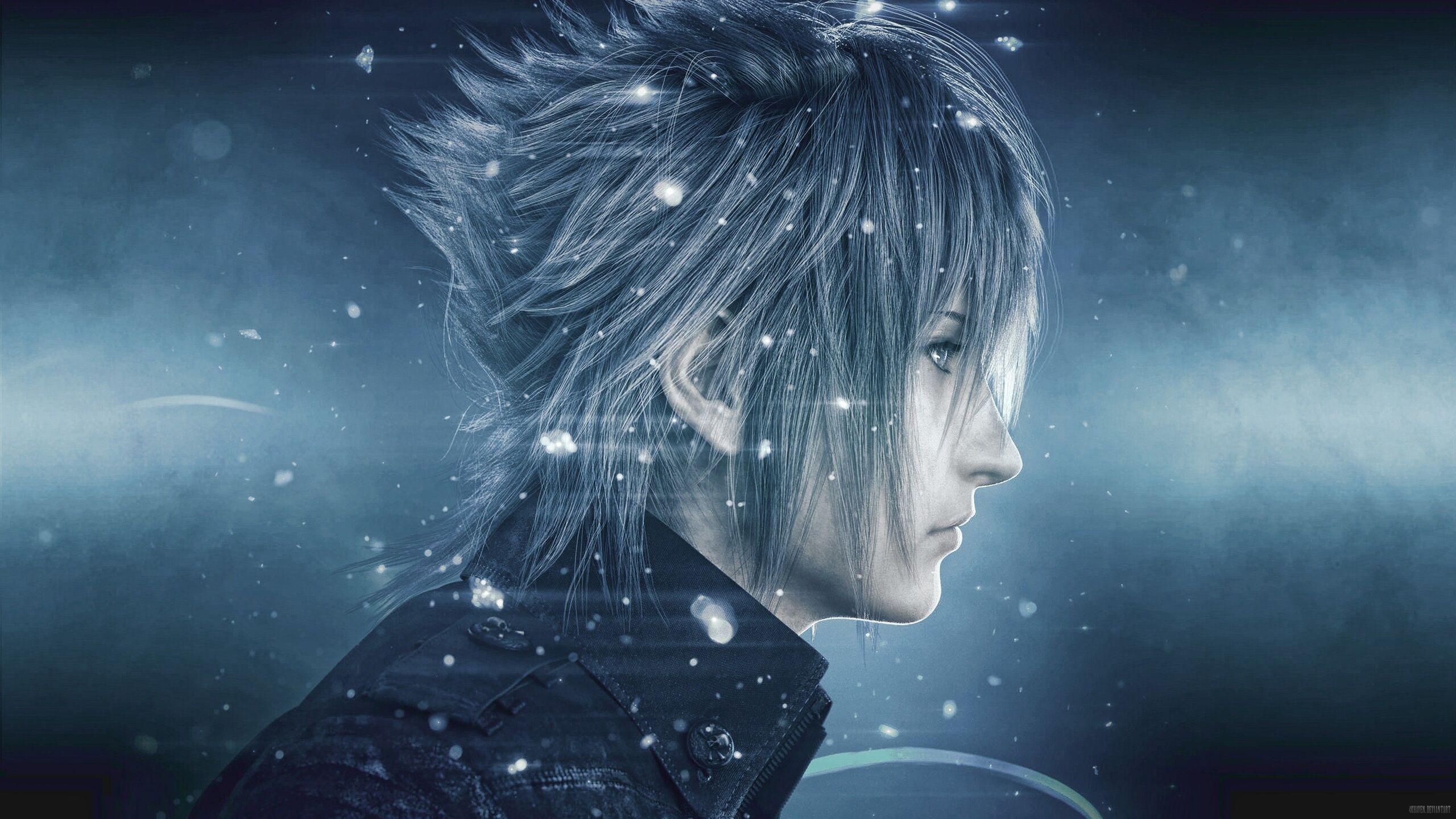 2560x1440 Final Fantasy XV Noctis 1440P Resolution HD 4k ...