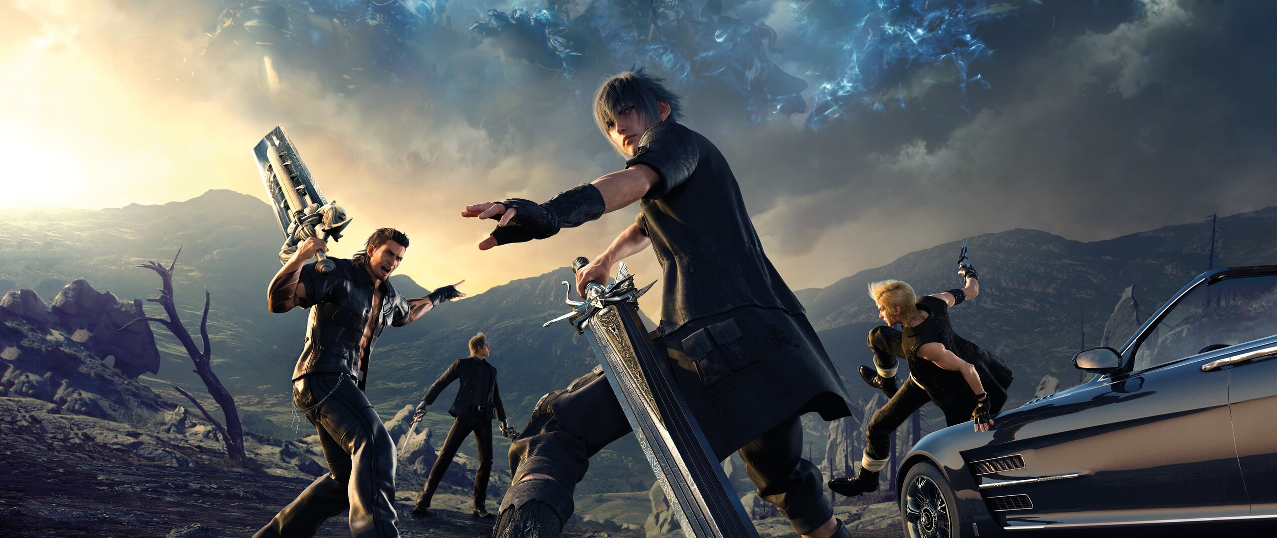 117 Final Fantasy Xv Hd Wallpapers: 2560x1080 Final Fantasy XV PS4 2560x1080 Resolution HD 4k