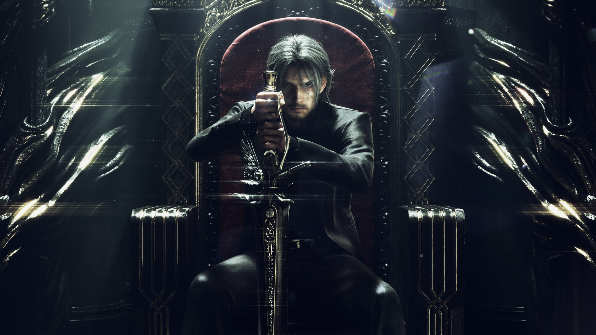 117 Final Fantasy Xv Hd Wallpapers: 1920x1080 Final Fantasy Xv Windows Edition 4k Laptop Full