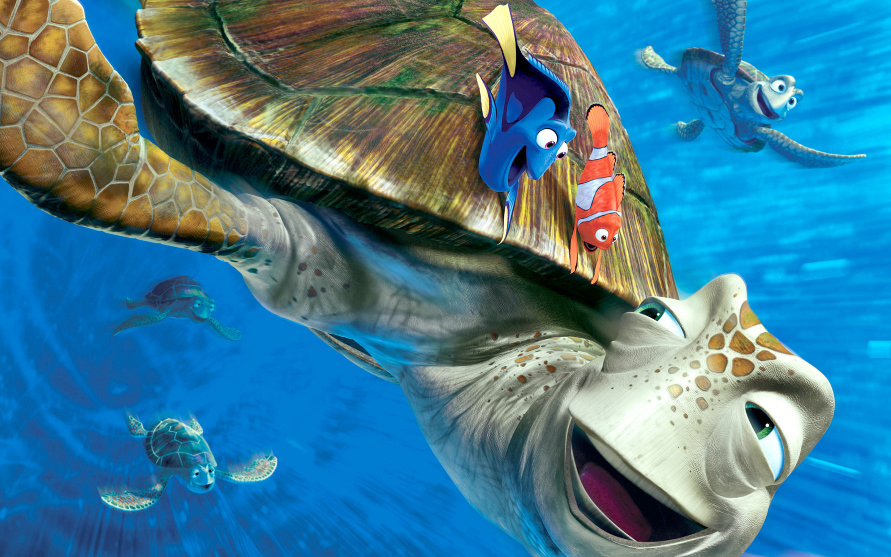 2880x1800 Finding Nemo Dinsey Movie Macbook Pro Retina HD 4k Wallpapers Images Backgrounds Photos And Pictures