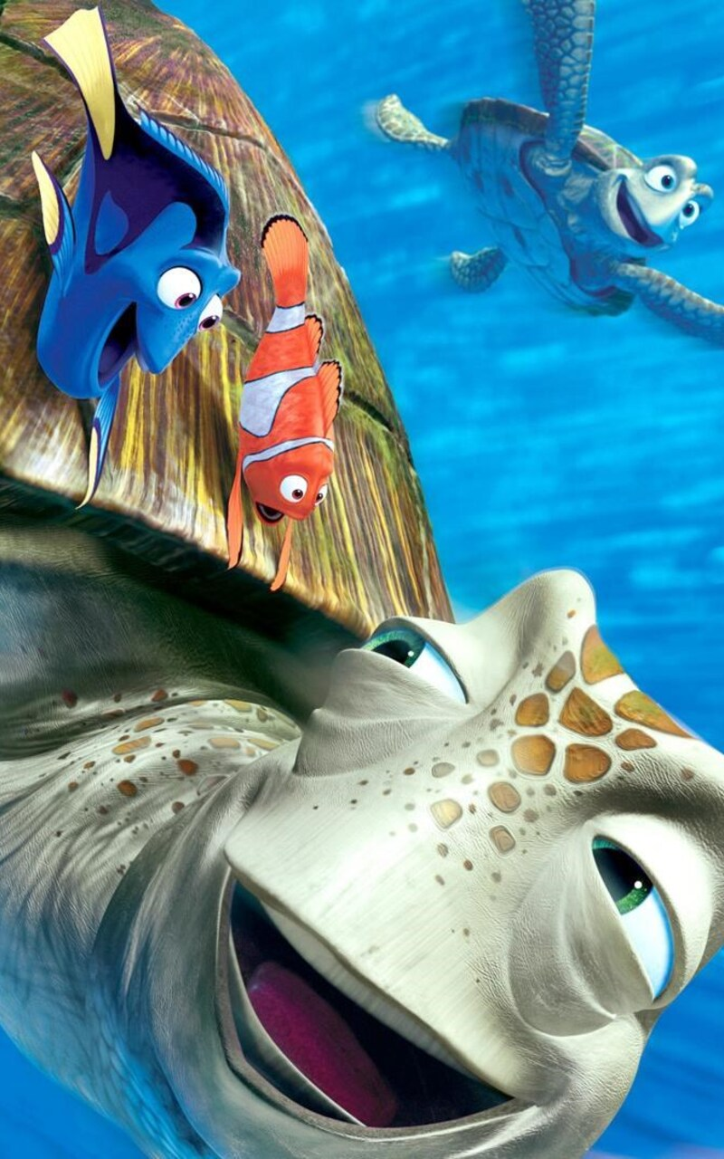 Finding Nemo Dinsey Movie