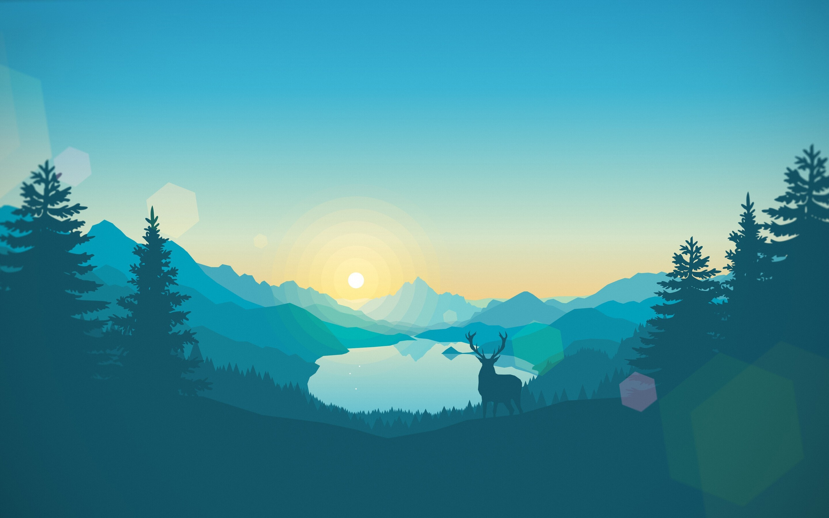 2880x1800 Firewatch Game Graphics Macbook Pro Retina HD 4k ...