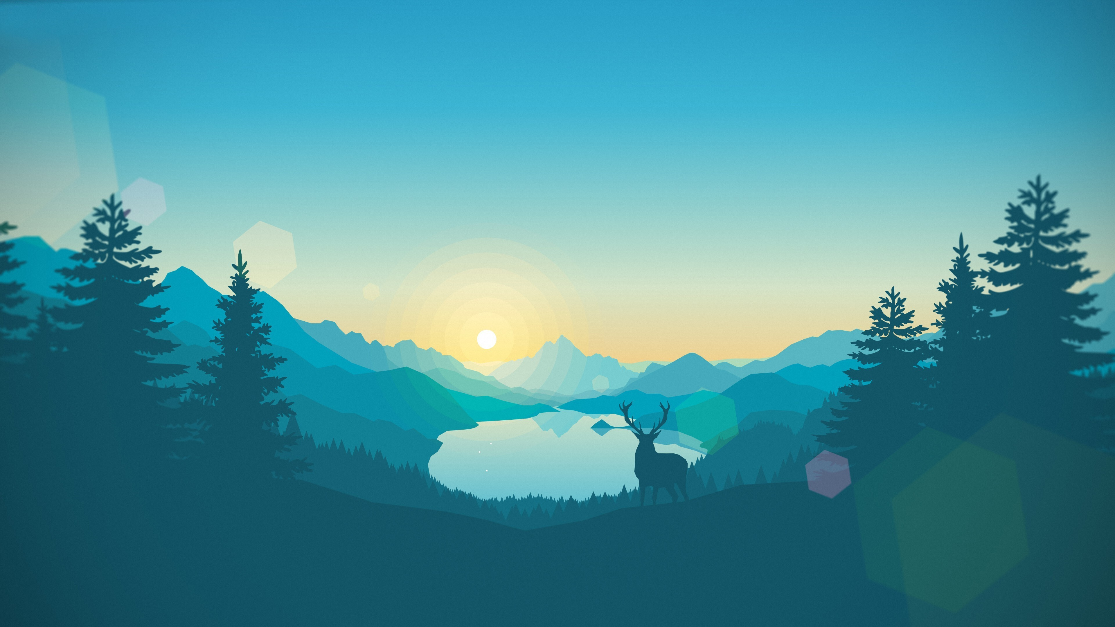 3840x2160 Firewatch Game Graphics 4k HD 4k Wallpapers ...