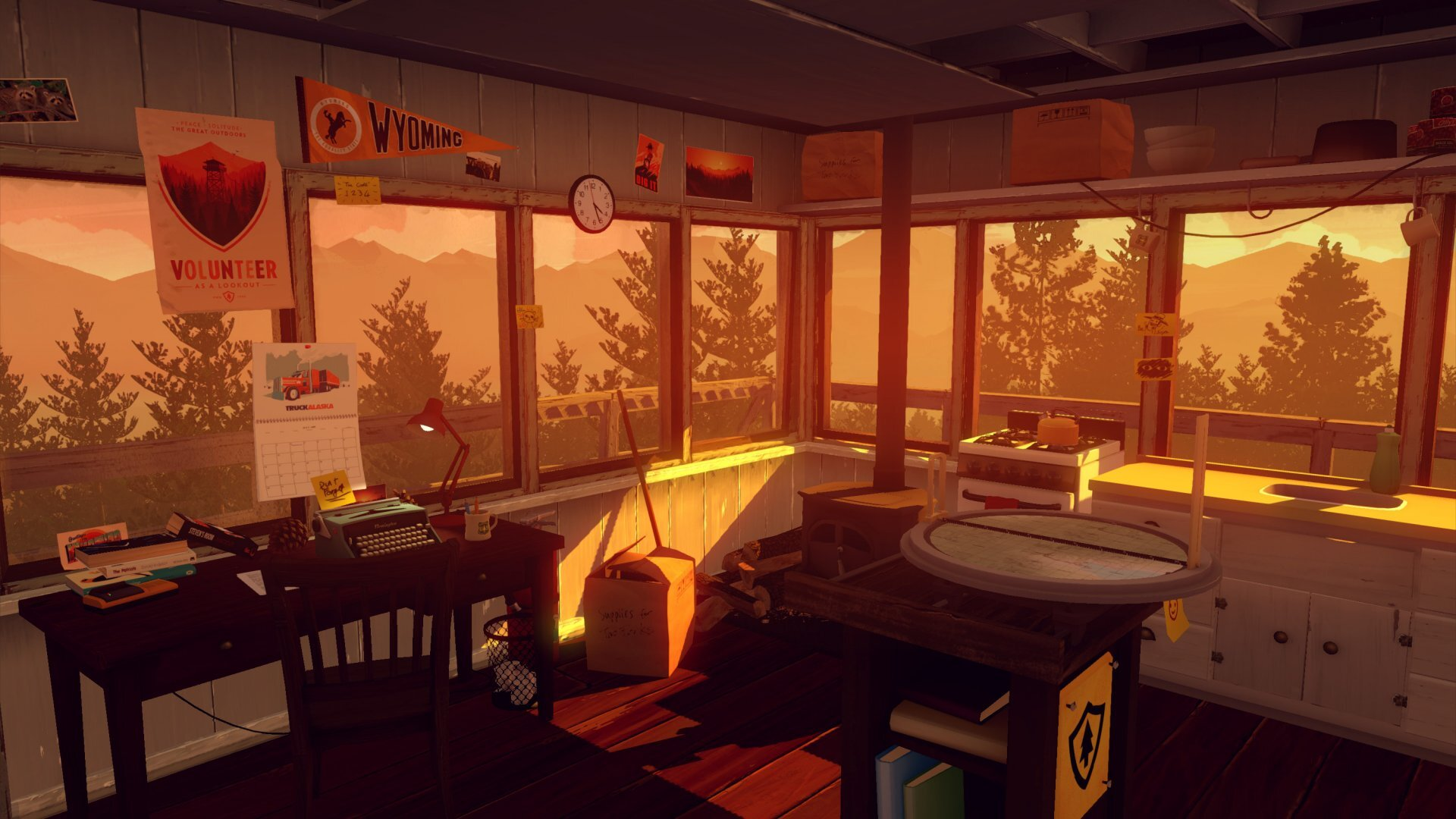 Image result for firewatch 1920x1080