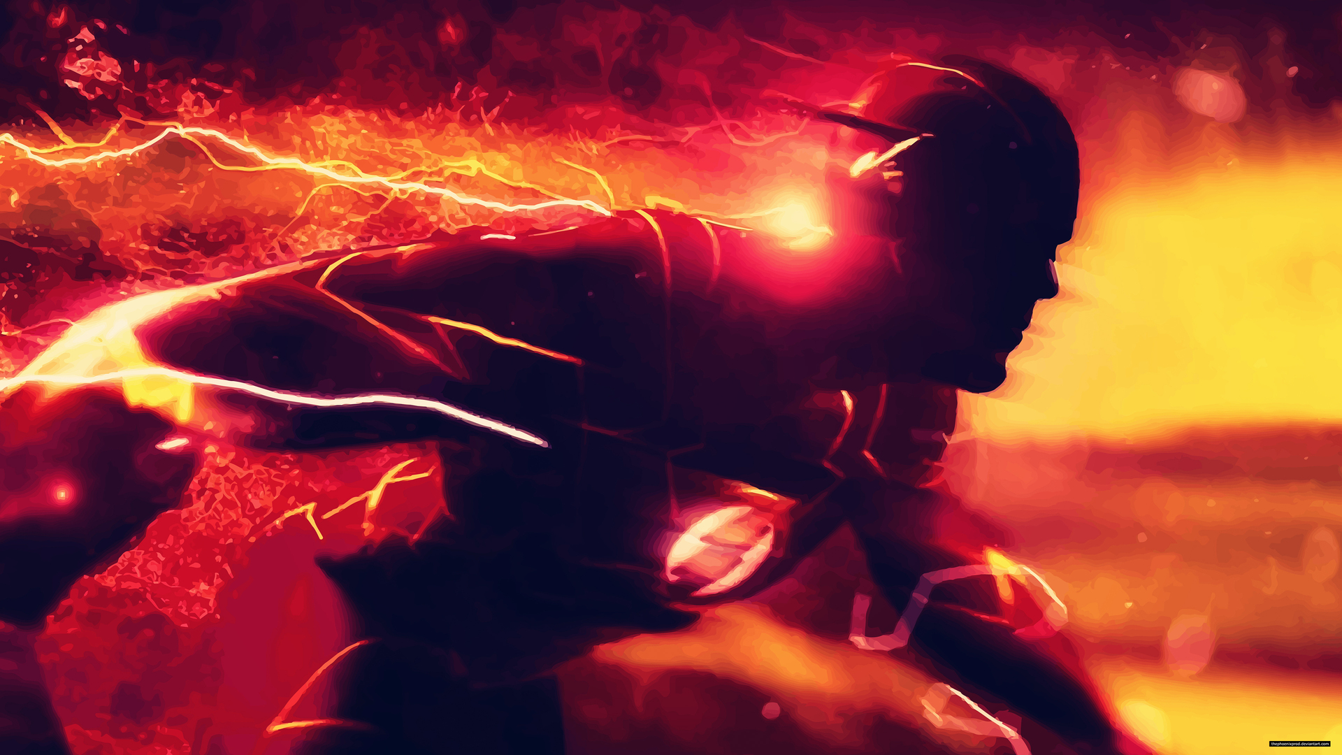 1920x1080 flash dc comics artwork laptop full hd 1080p hd 4k flash dc comics artwork 20g voltagebd Images