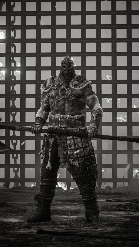 480x854 For Honor Enemy Gatekeeper 4k Android One Hd 4k Wallpapers