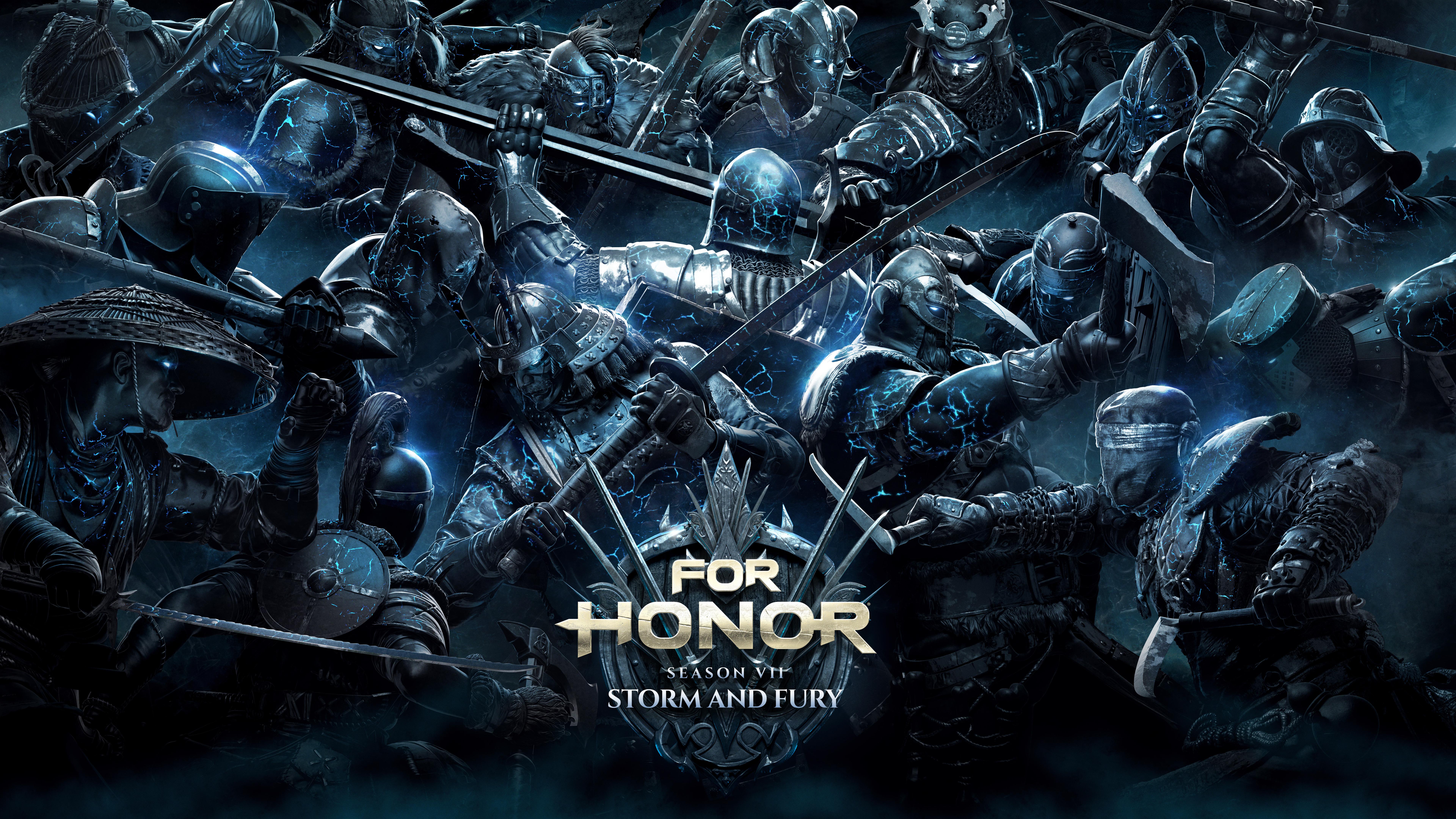 7680x4320 For Honor Season 7 Storm And Fury 2018 8k 8k Hd 4k