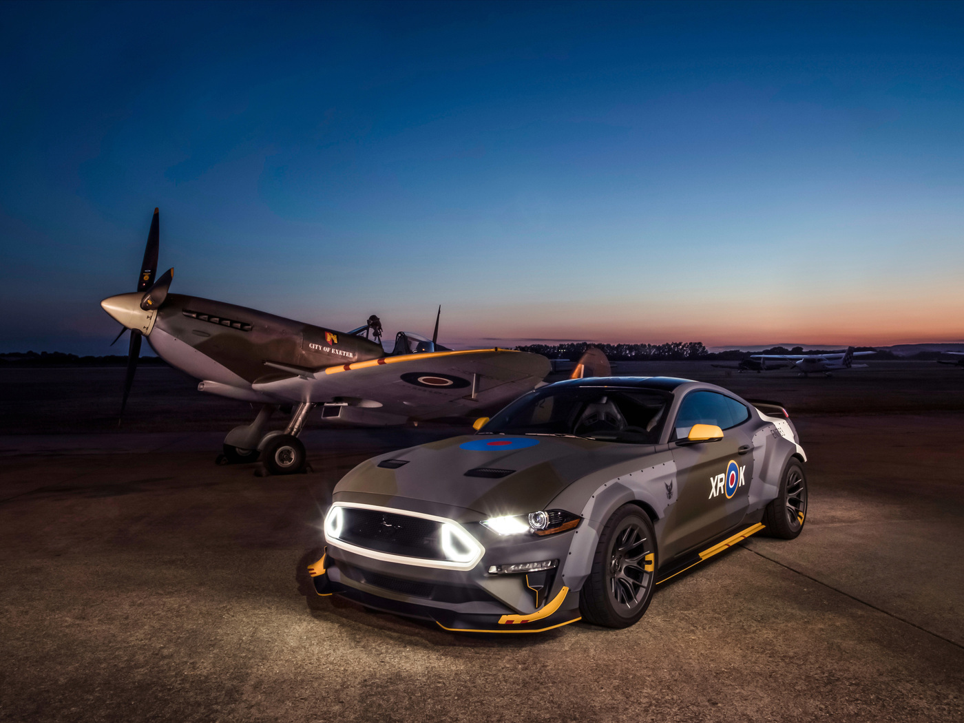1400x1050 Ford Eagle Squadron Mustang Gt 4k 1400x1050 Resolution Hd