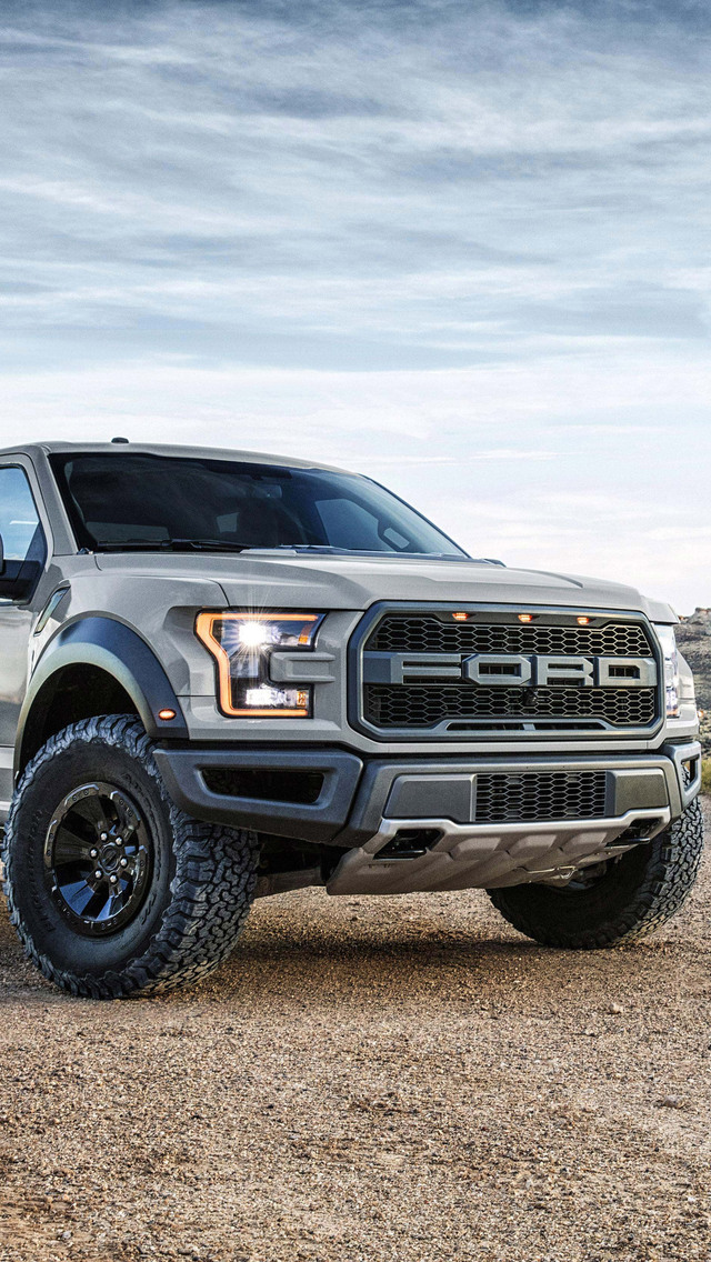 640x1136 Ford F150 Raptor iPhone 5,5c,5S,SE ,Ipod Touch HD ...