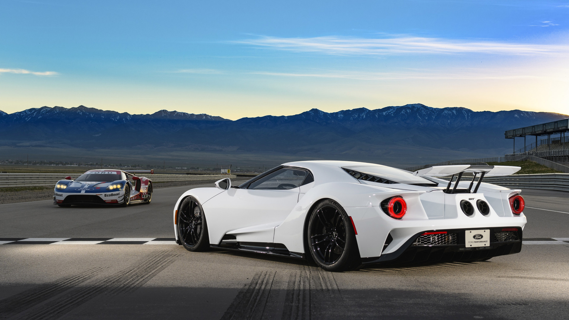 1920x1080 Ford GT 2017 4 Laptop Full HD 1080P HD 4k Wallpapers, Images, Backgrounds, Photos and