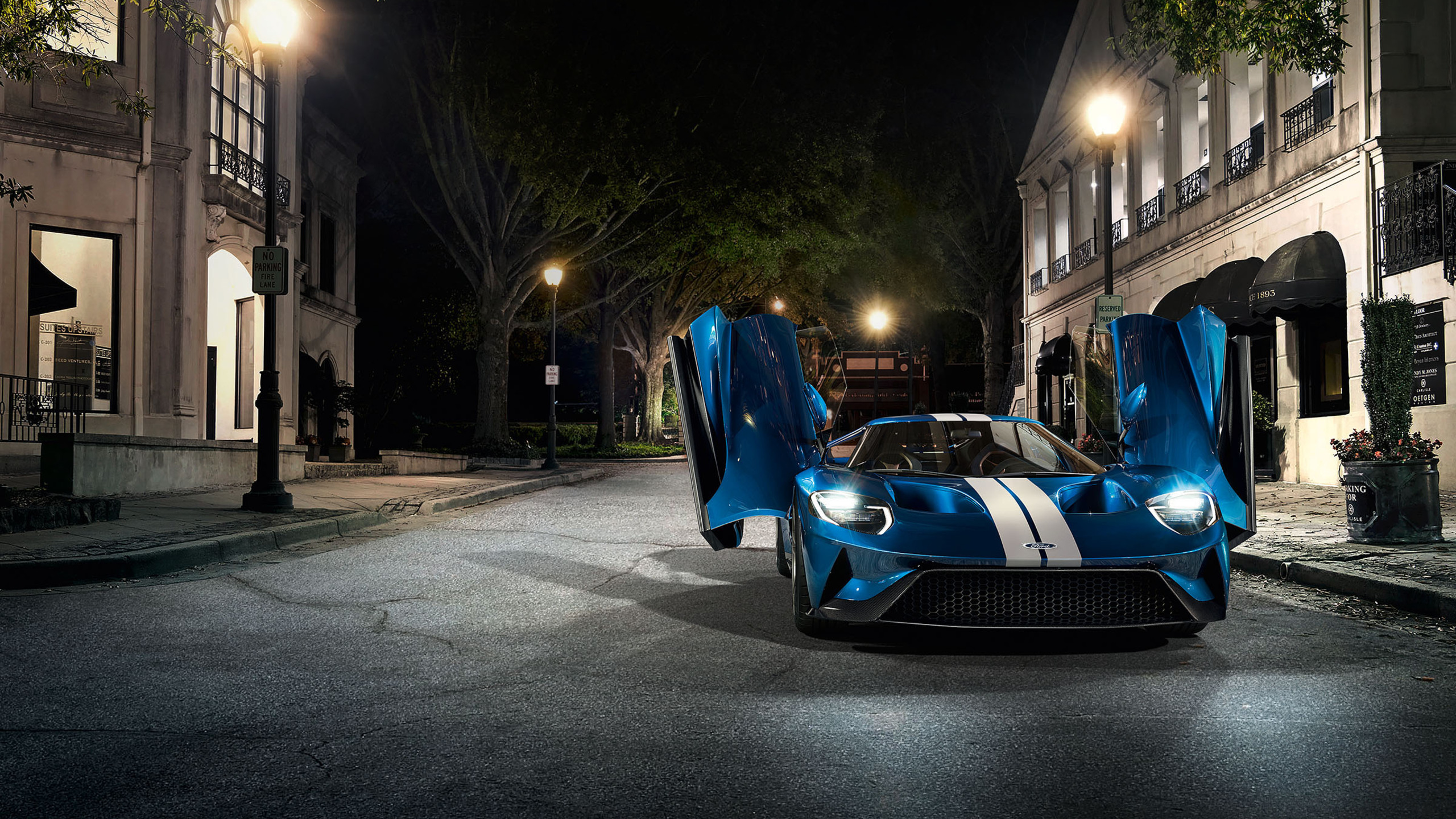 2560x1440 Ford Gt 2019 Front 1440p Resolution Hd 4k Wallpapers Images Backgrounds Photos And Pictures