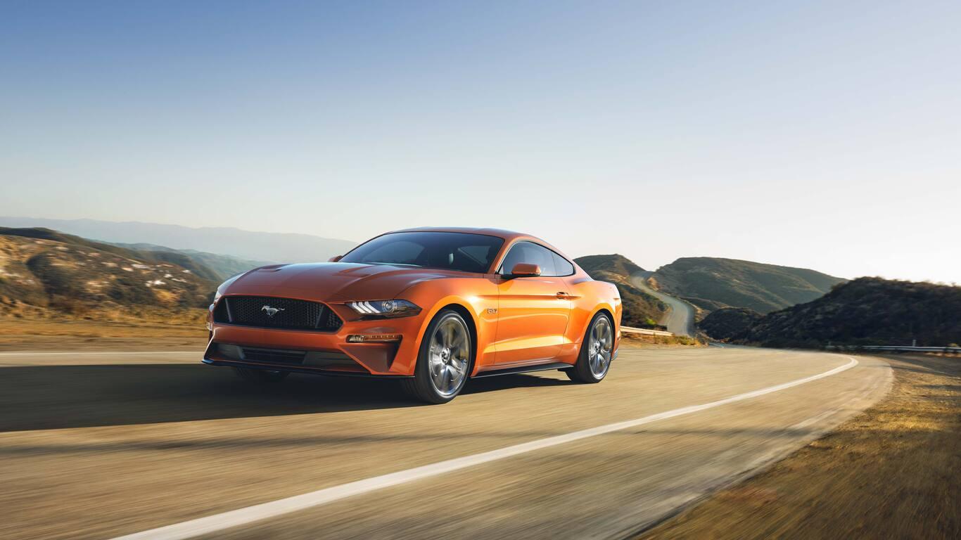 1366x768 Ford Mustang Gt 2018 4k 1366x768 Resolution Hd 4k