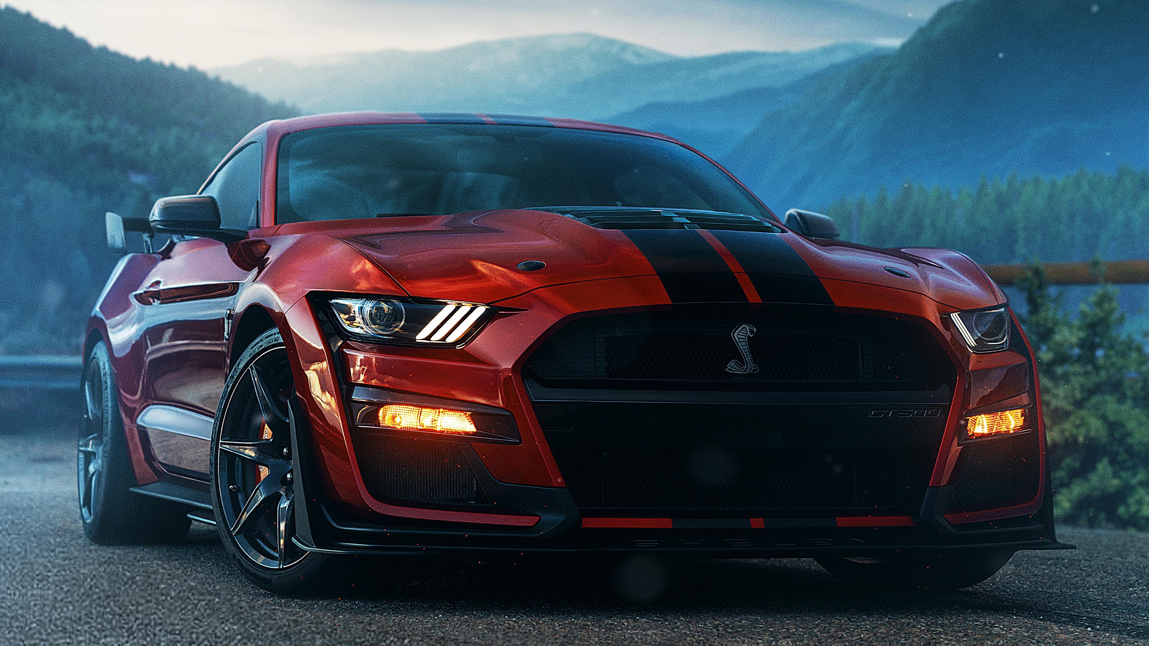 3840x2160 Ford Mustang Gt 4k 2020 4k HD 4k Wallpapers ...