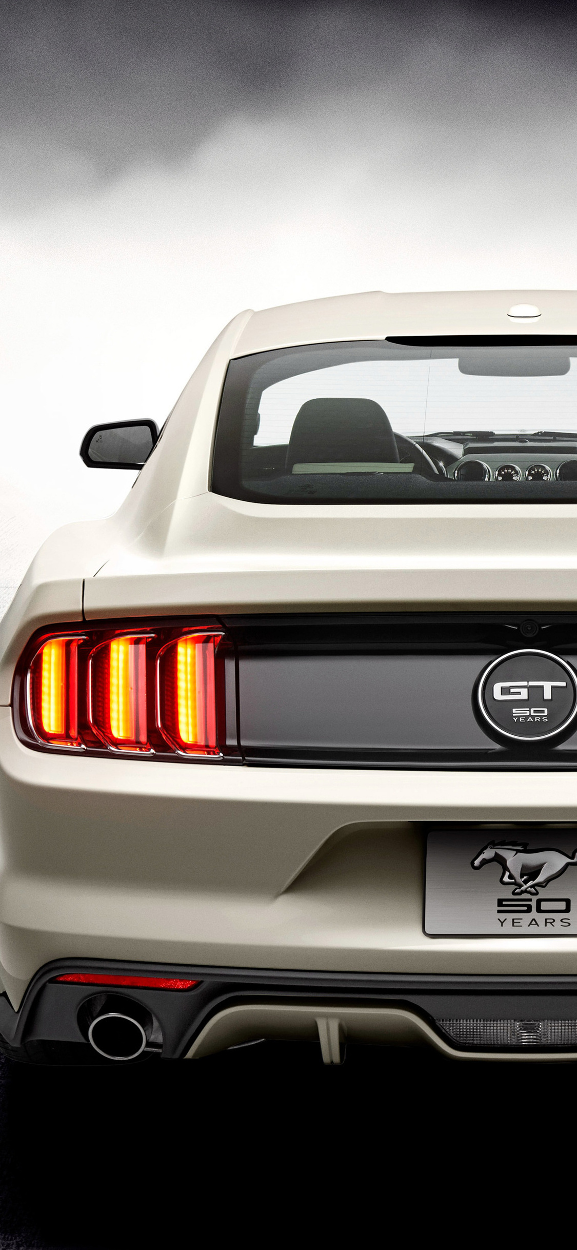 Ford Mustang Iphone Wallpaper