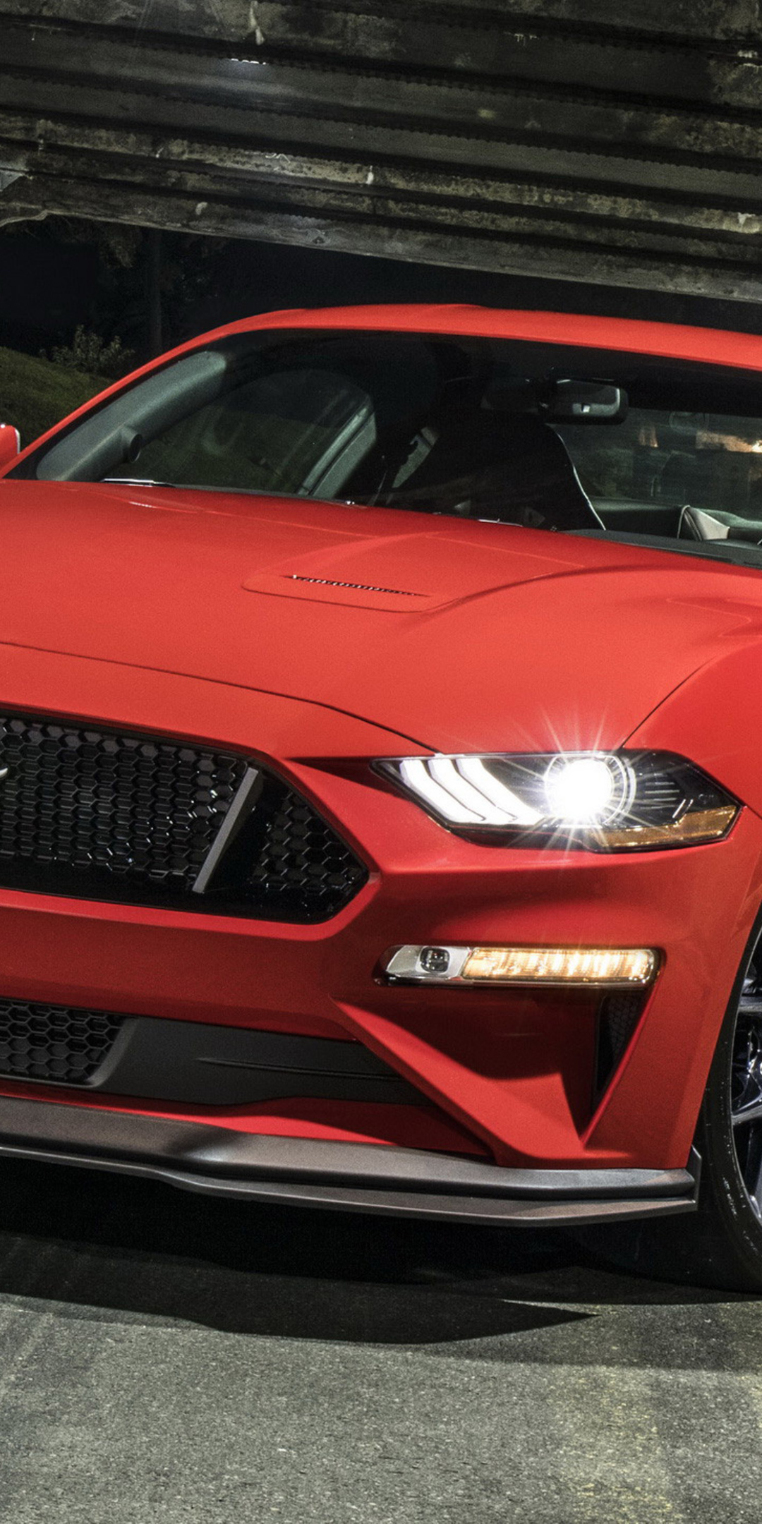 X Ford Mustang GT Performance Pack Level K One Plus - Mustangs plus car show 2018