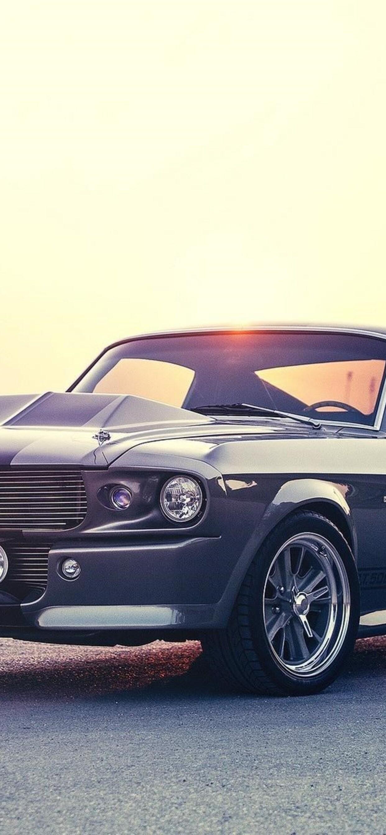 Ford Mustang Muscle Car Wallpaper Jpg