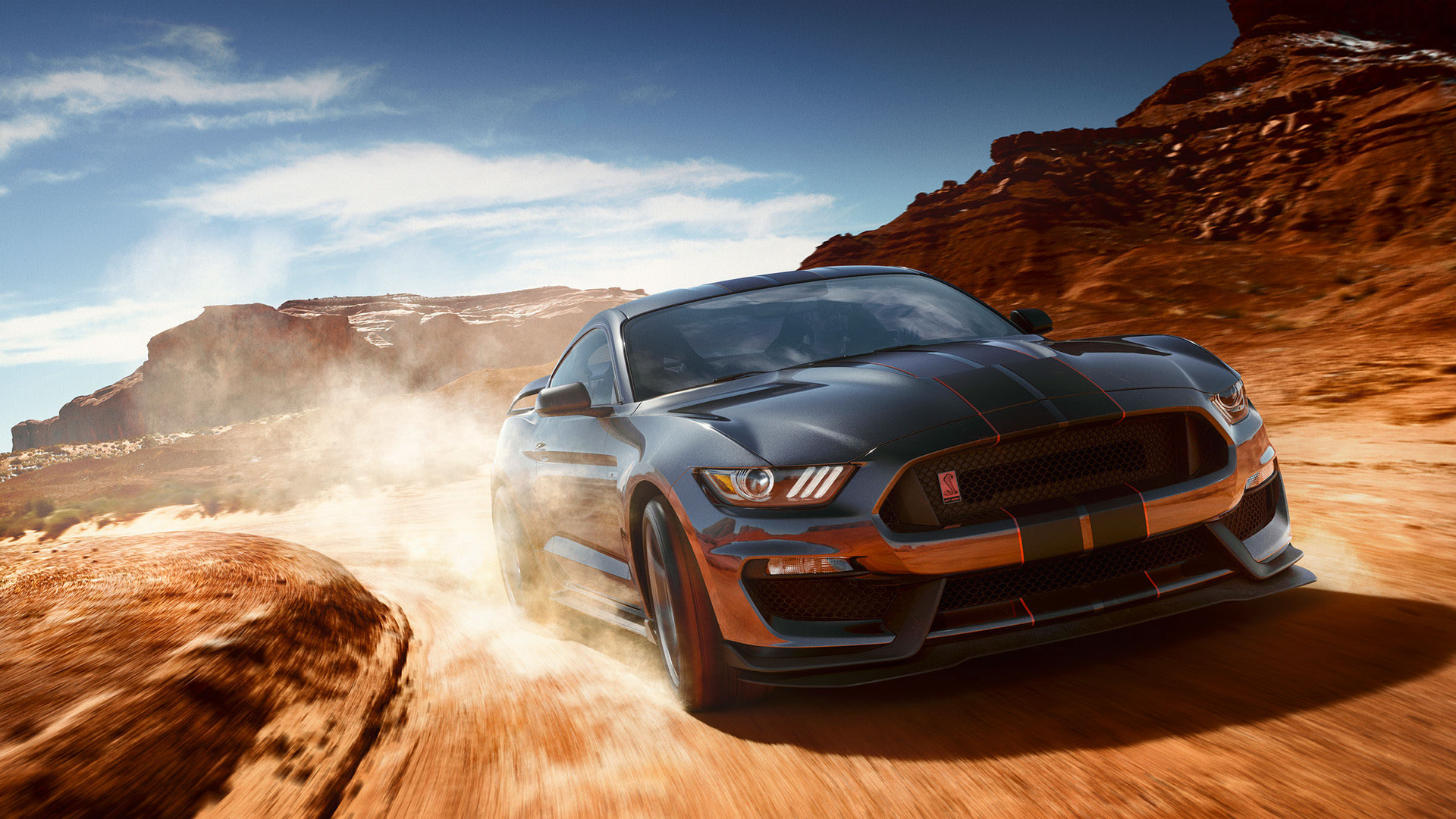 1920x1080 Ford Mustang Shelby GT350 2018 Laptop Full HD ...