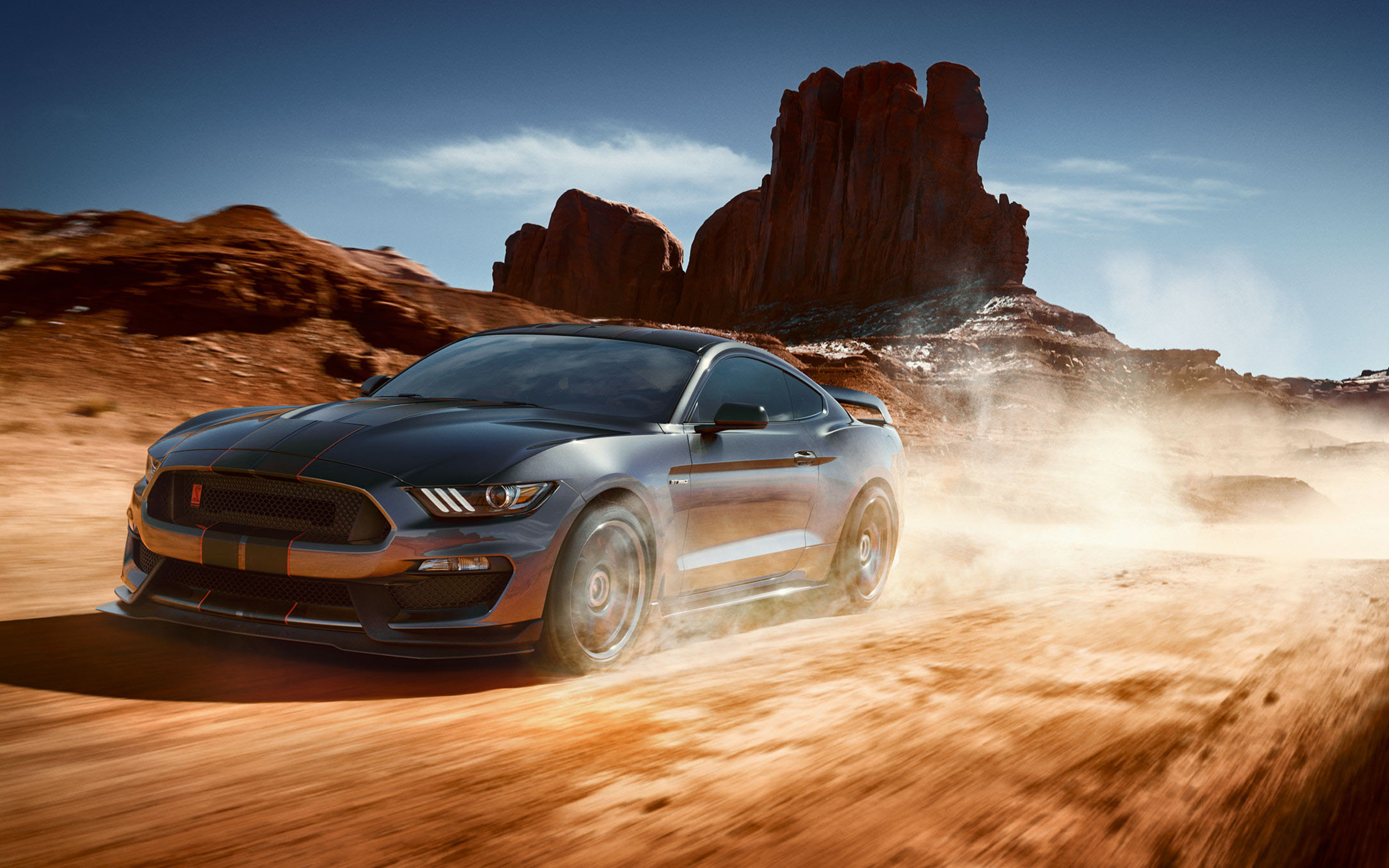 2880x1800 Ford Mustang Shelby GT350 Macbook Pro Retina HD ...