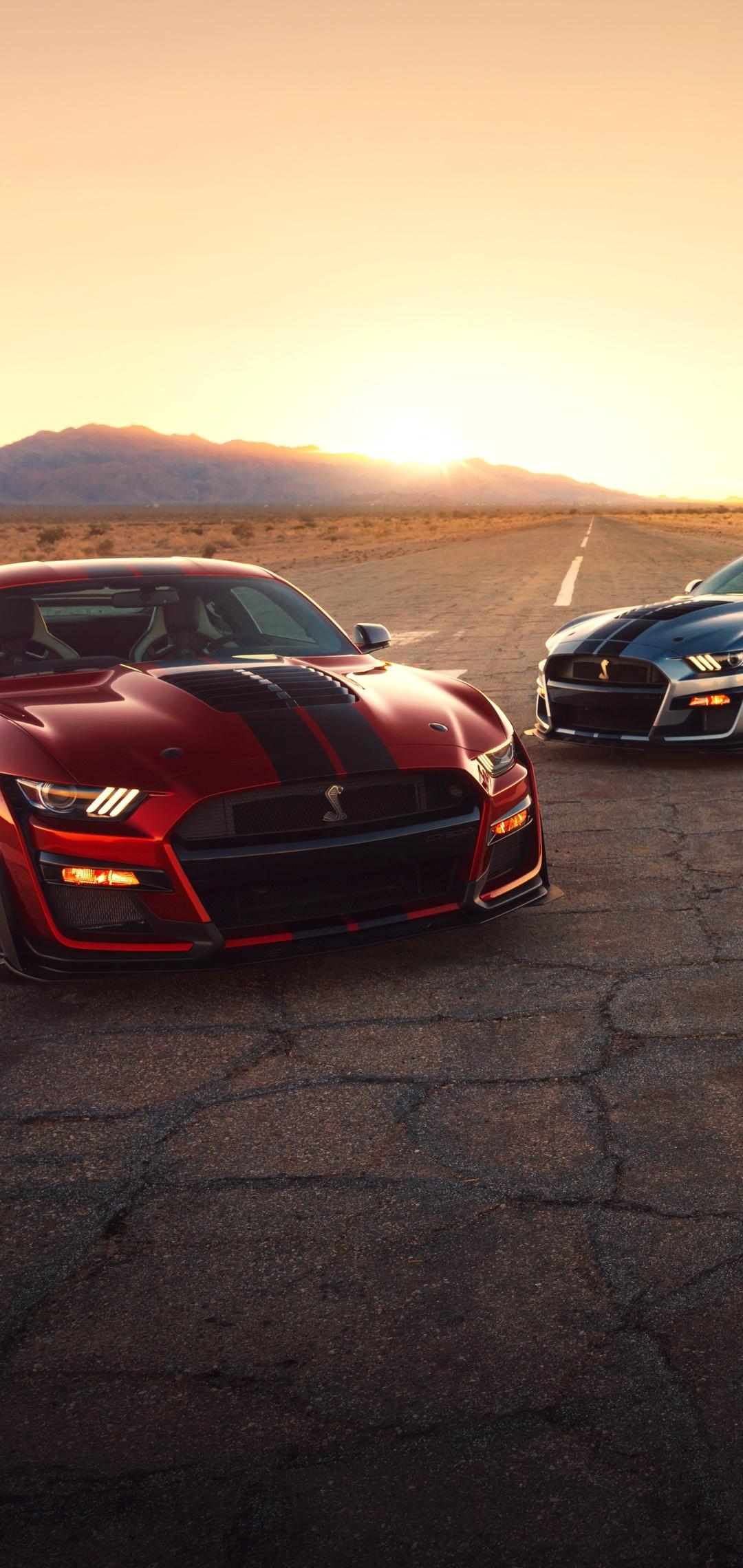 2020 Mustang Gt500 4K Wallpaper