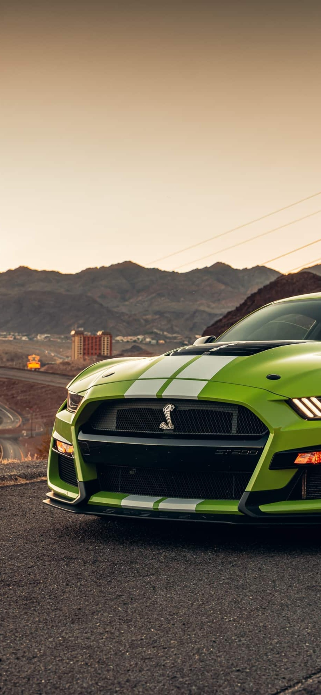 Ford Mustang Wallpaper Iphone X