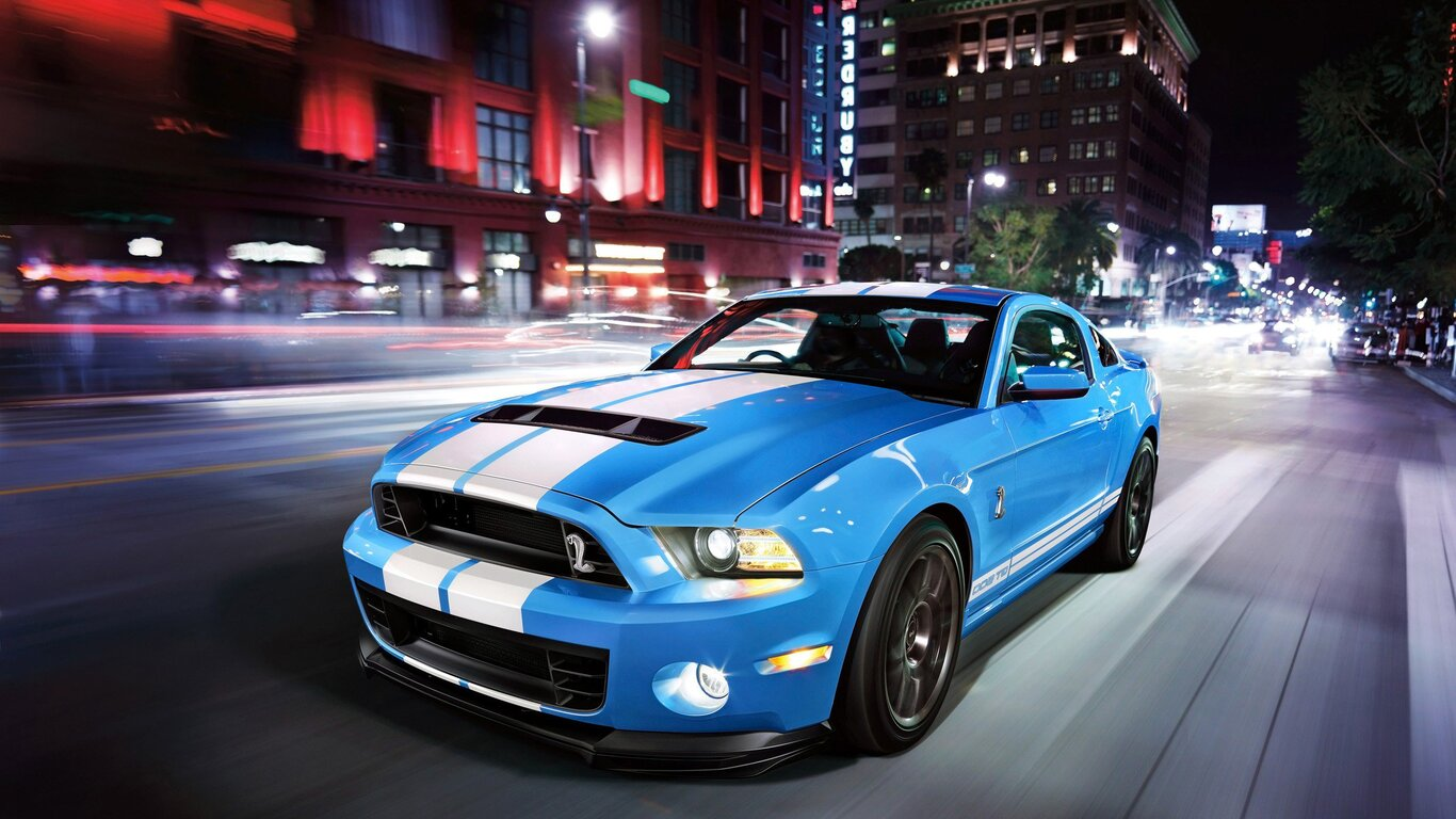 1366x768 Ford Shelby GT500 1366x768 Resolution HD 4k ...