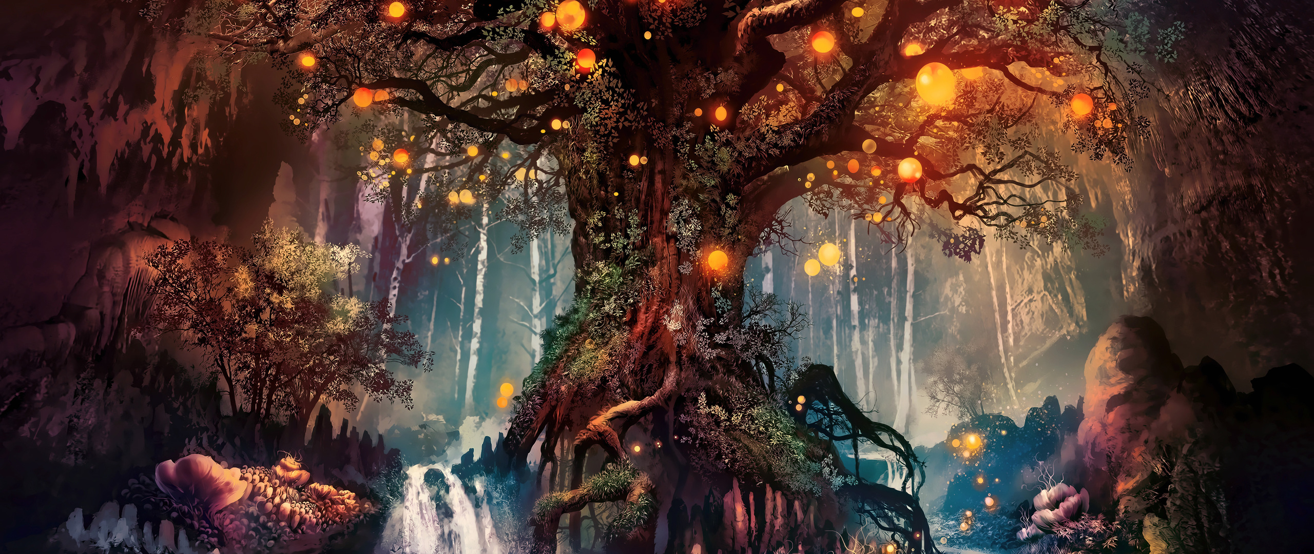 enchanted fairy forest - HD 1680×1050