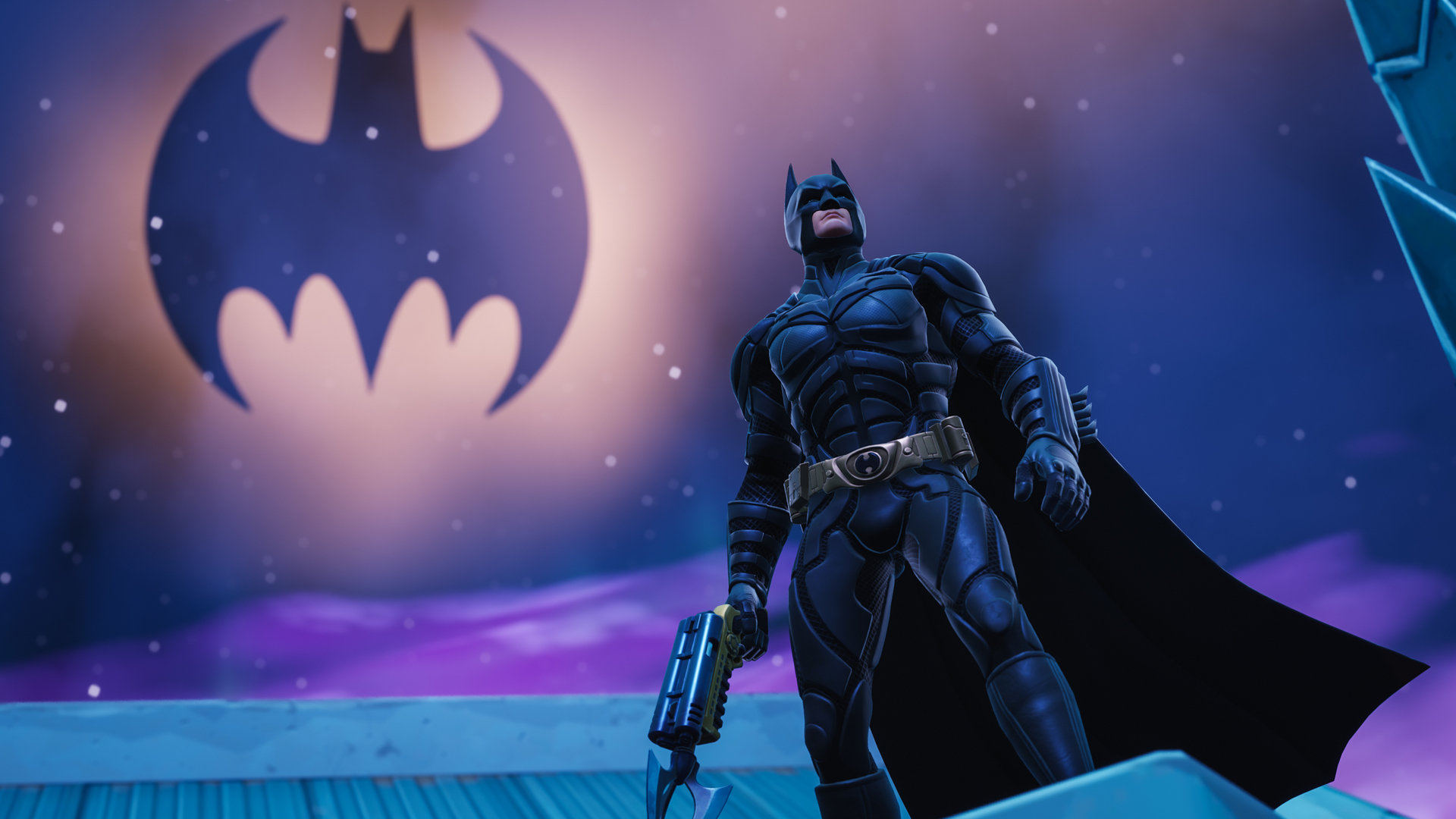 1920x1080 Fortnite Batman Laptop Full Hd 1080p Hd 4k Wallpapers Images Backgrounds Photos And Pictures