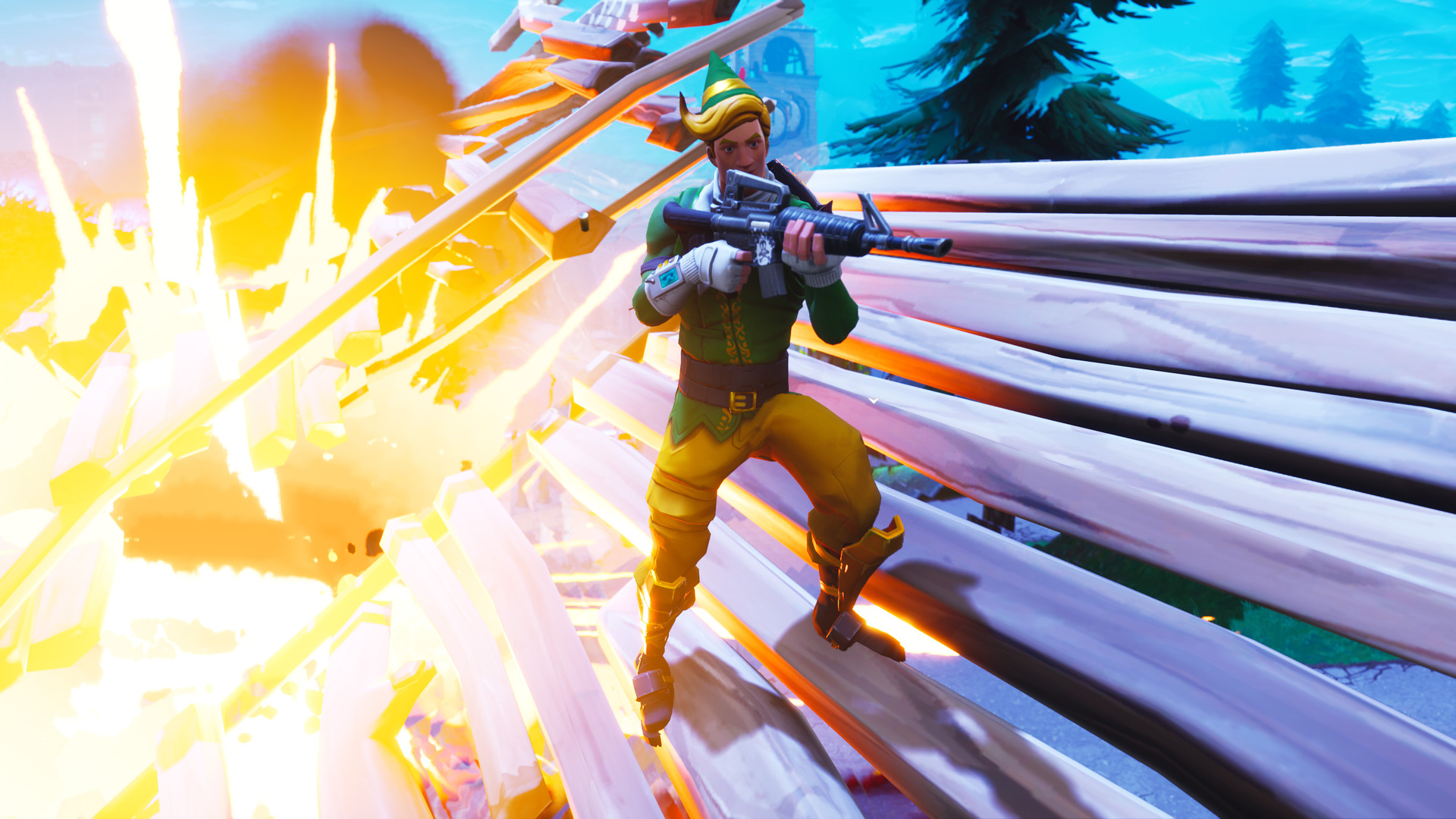 The Best Fornite Wallpaper For Laptop Images