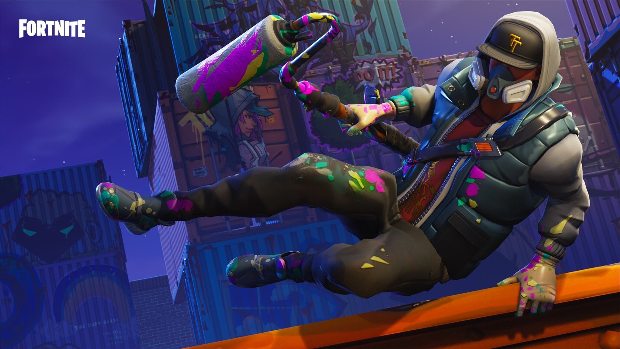 2048x1152 Fortnite Battle Royale Abstrakt Skin 2048x1152 Resolution Hd 4k Wallpapers Images Backgrounds Photos And Pictures