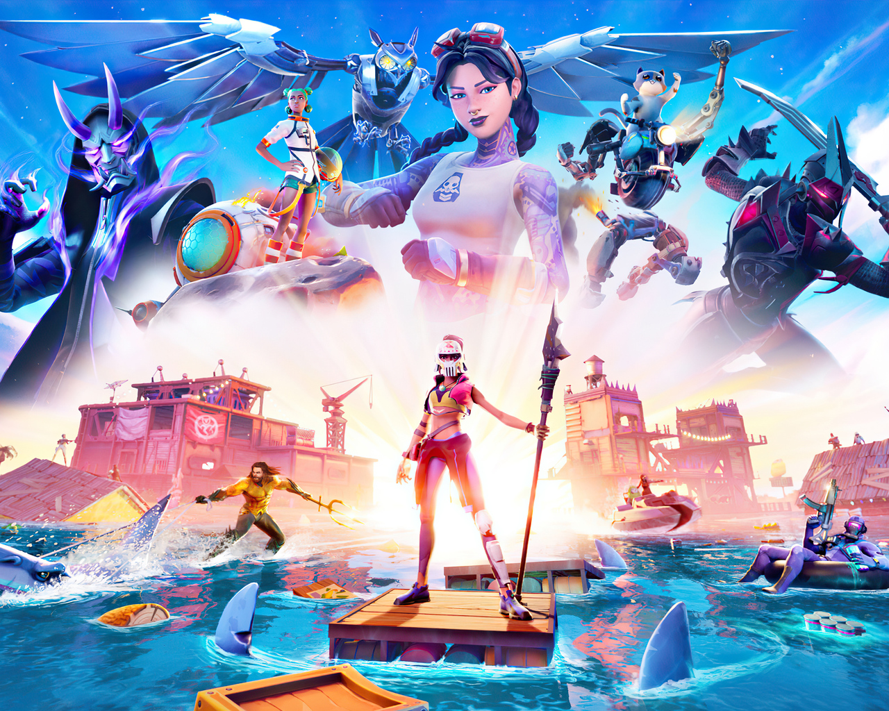 1280x1024 Fortnite Chapter 2 Season 3 1280x1024 Resolution Hd 4k Wallpapers Images Backgrounds Photos And Pictures