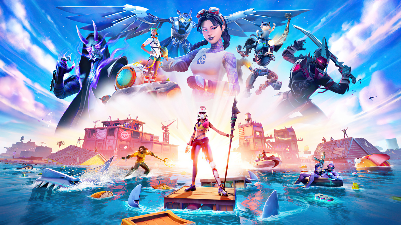 1366x768 Fortnite Chapter 2 Season 3 1366x768 Resolution Hd 4k Wallpapers Images Backgrounds Photos And Pictures