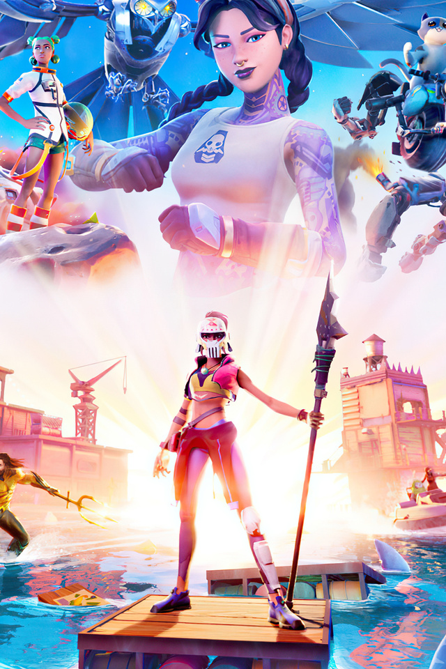 640x960 Fortnite Chapter 2 Season 3 Iphone 4 Iphone 4s Hd 4k Wallpapers Images Backgrounds Photos And Pictures