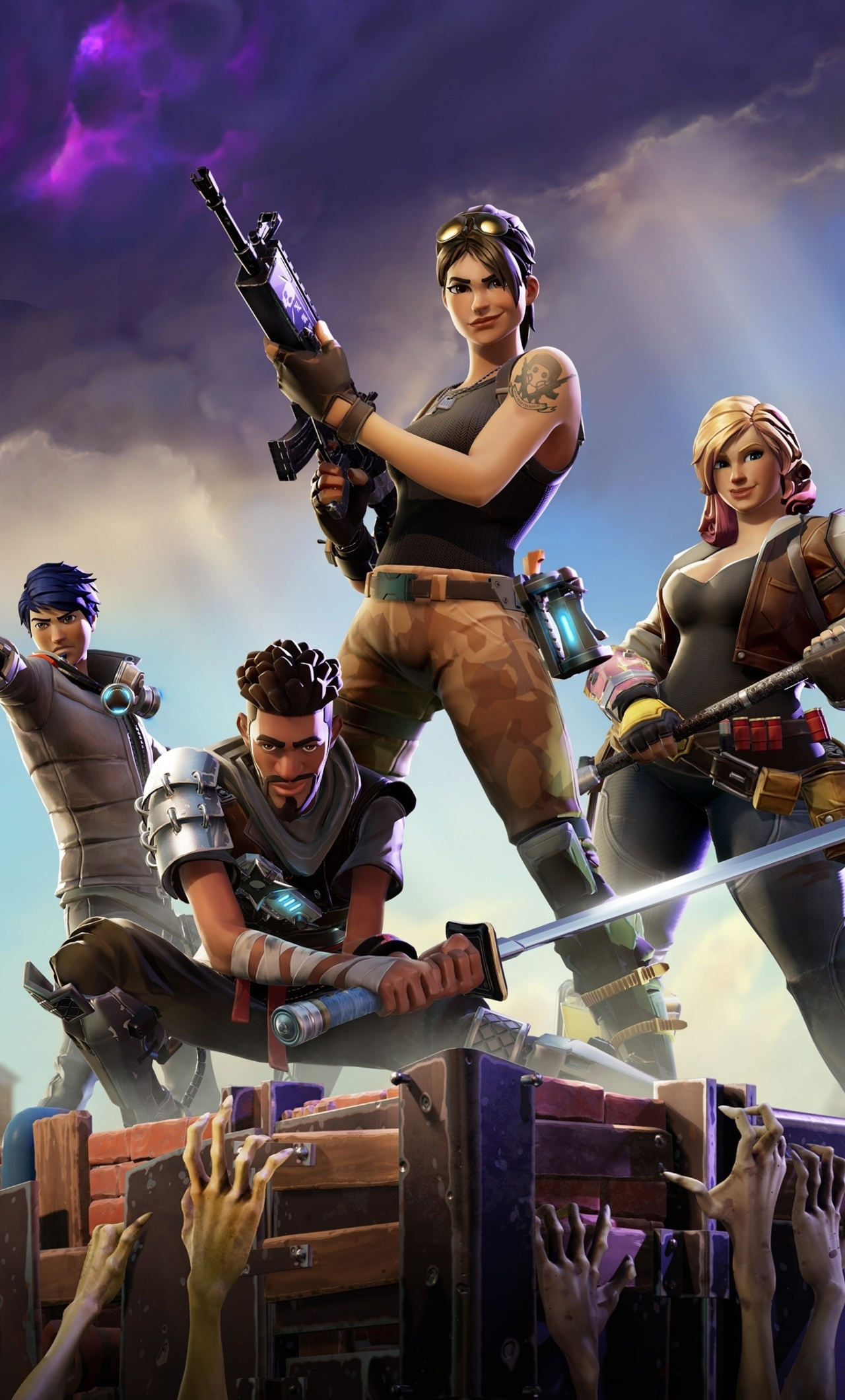 1280x2120 Fortnite Iphone 6 Hd 4k Wallpapers Images Backgrounds
