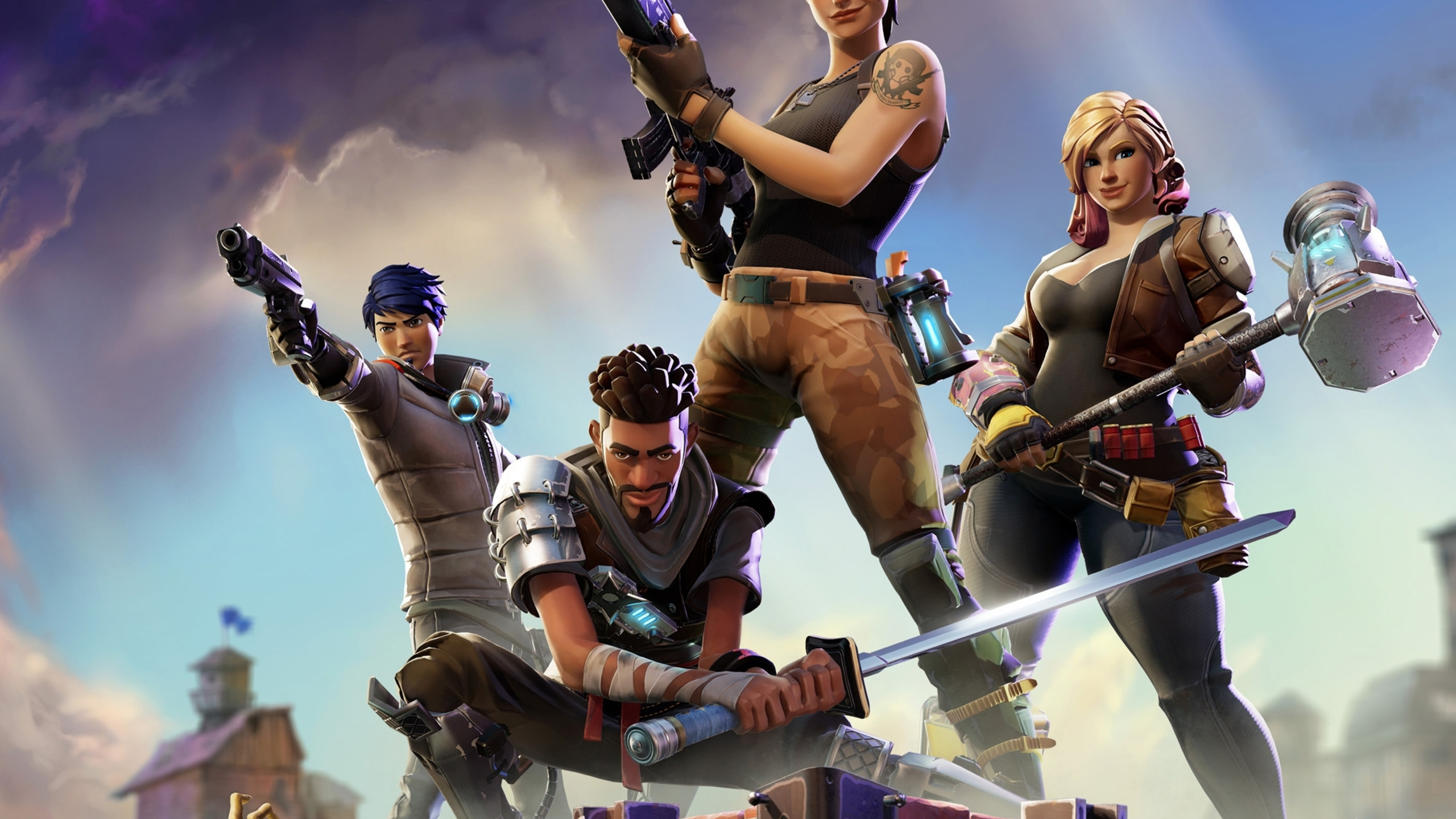 2560x1440 Fortnite 1440p Resolution Hd 4k Wallpapers Images