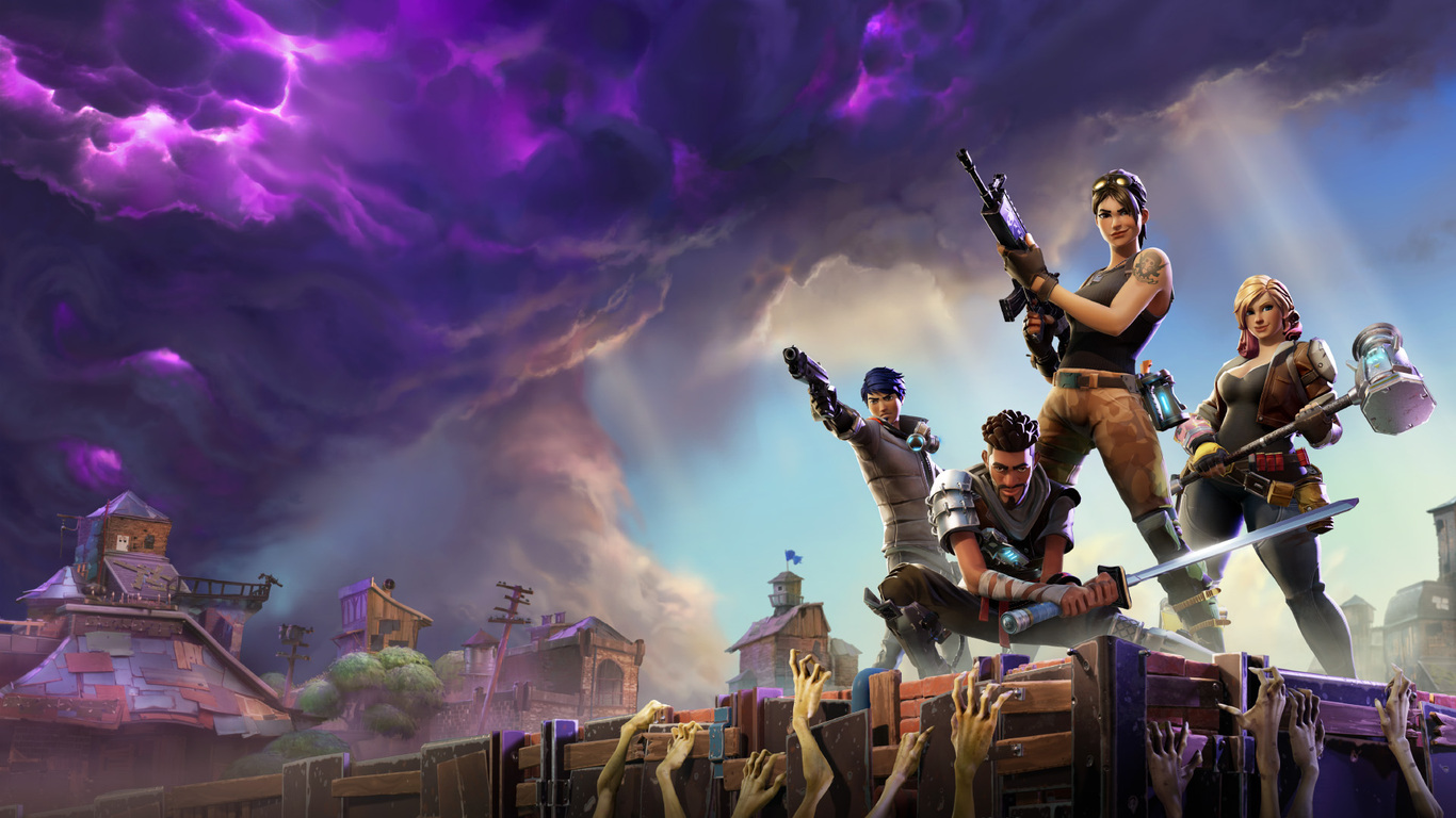 1366x768 fortnite hd 1366x768 resolution hd 4k wallpapers, images