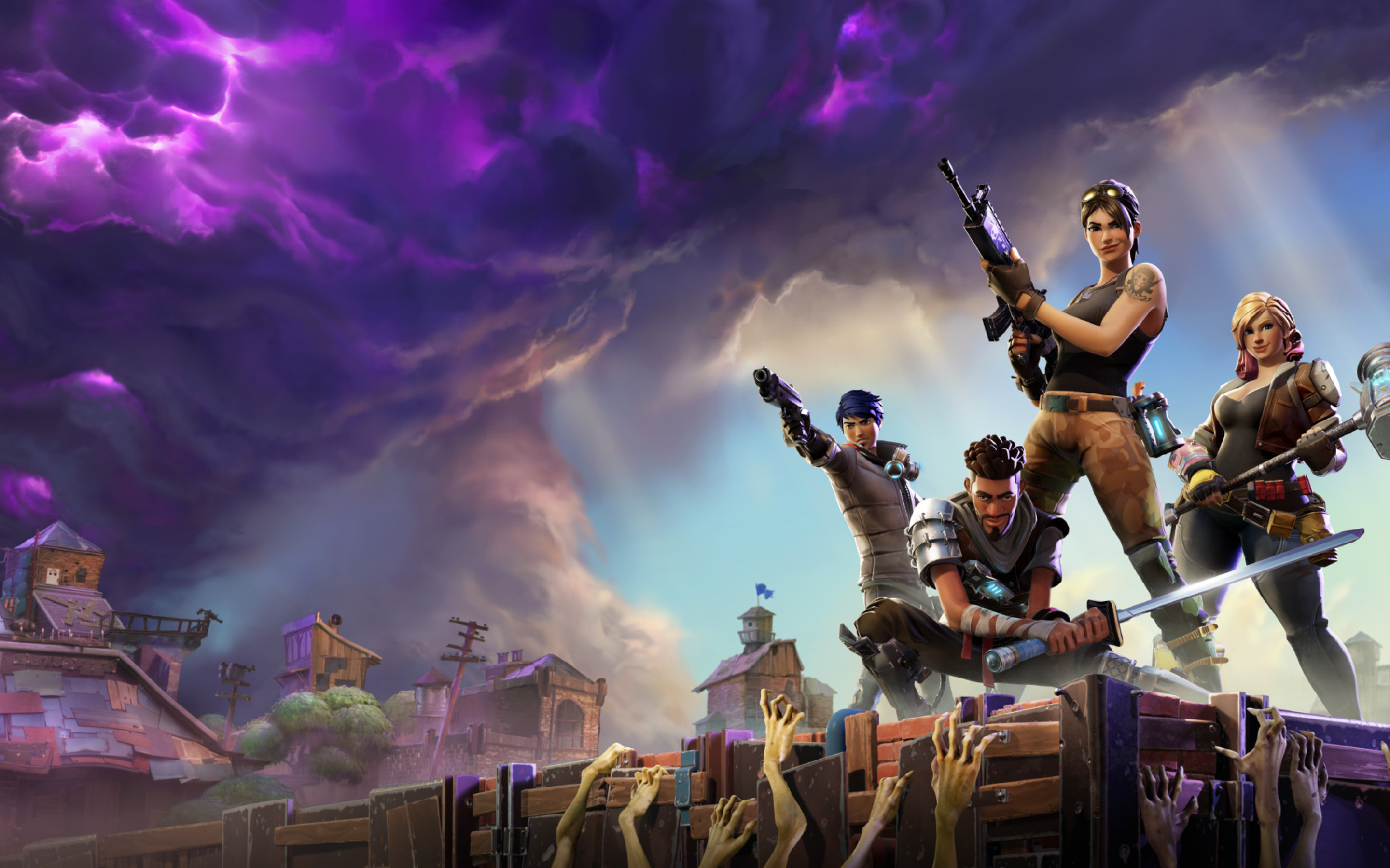 2880x1800 Fortnite Hd Macbook Pro Retina Hd 4k Wallpapers Images