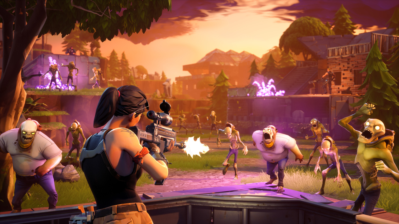 Fortnite Background Hd 1280x720 Fortnite Mobile Hack Ios Download