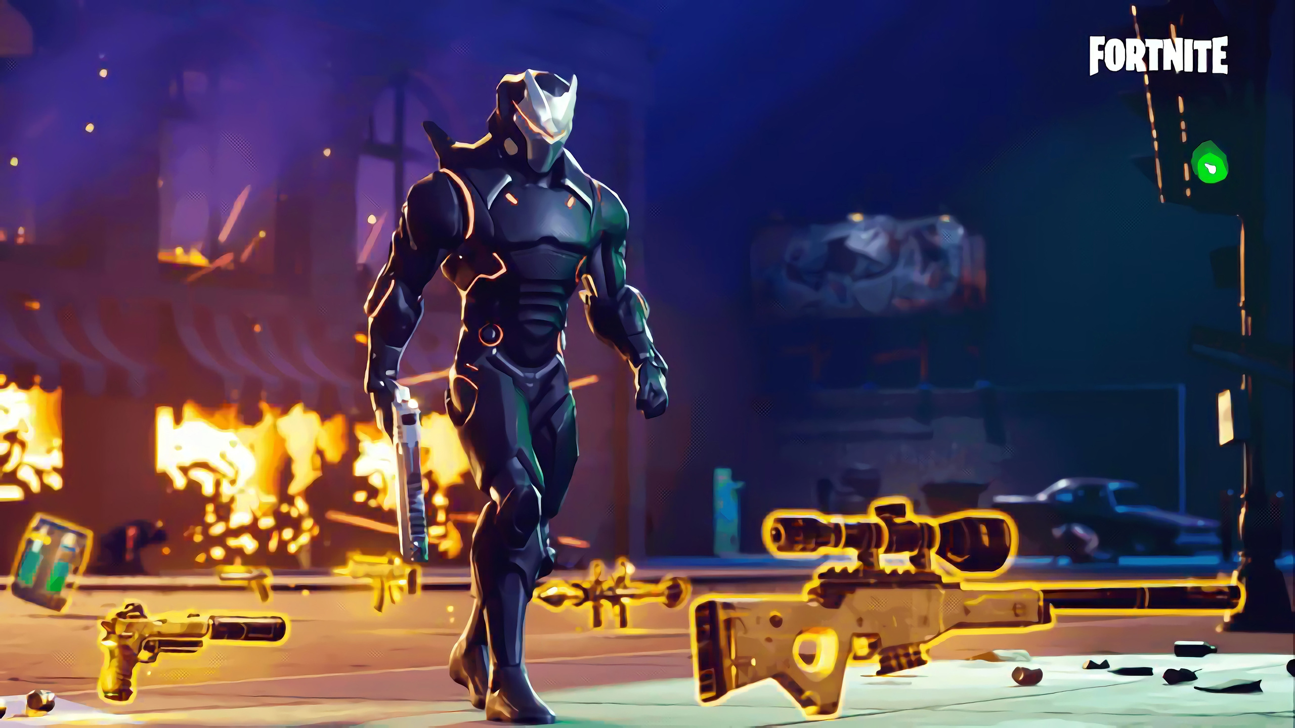 2560x1440 Fortnite Season 5 Omega 1440p Resolution Hd 4k