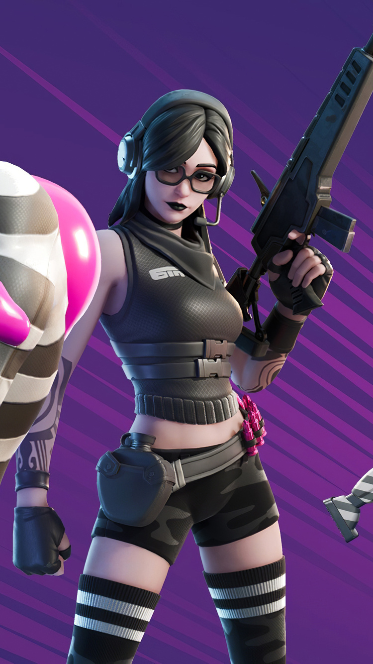 750x1334 Fortnitemares Jawbreaker Outfit Iphone 6 Iphone 6s Iphone 7 Hd 4k Wallpapers Images Backgrounds Photos And Pictures