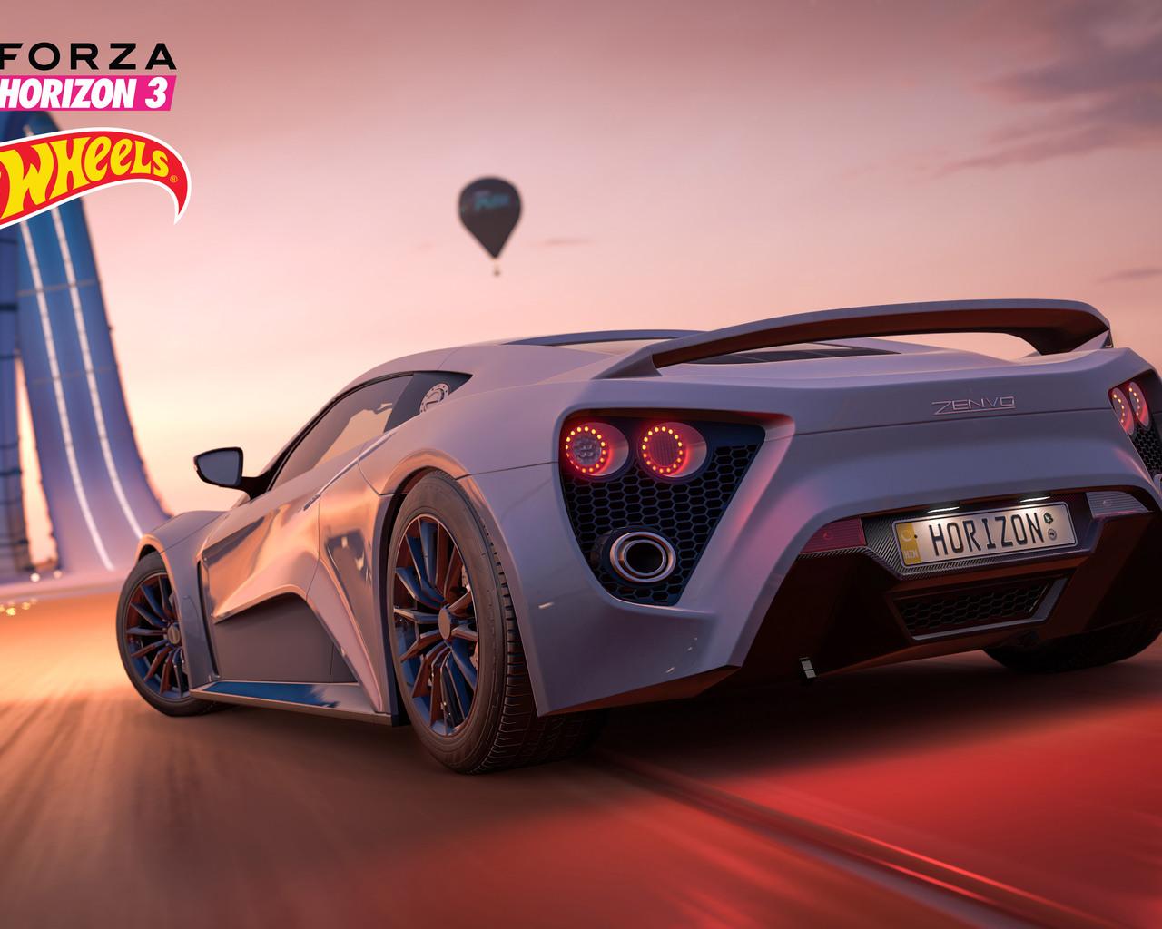 1280x1024 Forza Horizon 3 Hot Wheels 1280x1024 Resolution