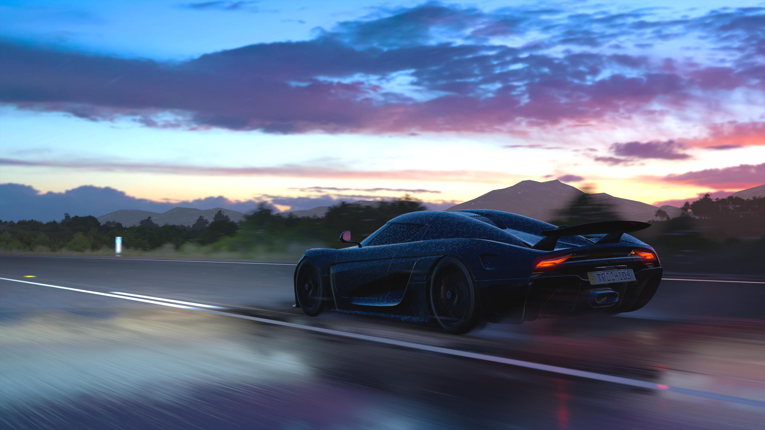 Forza Horizon 3 Background: 2560x1440 Forza Horizon 3 Koenigsegg Regera 4k 1440P