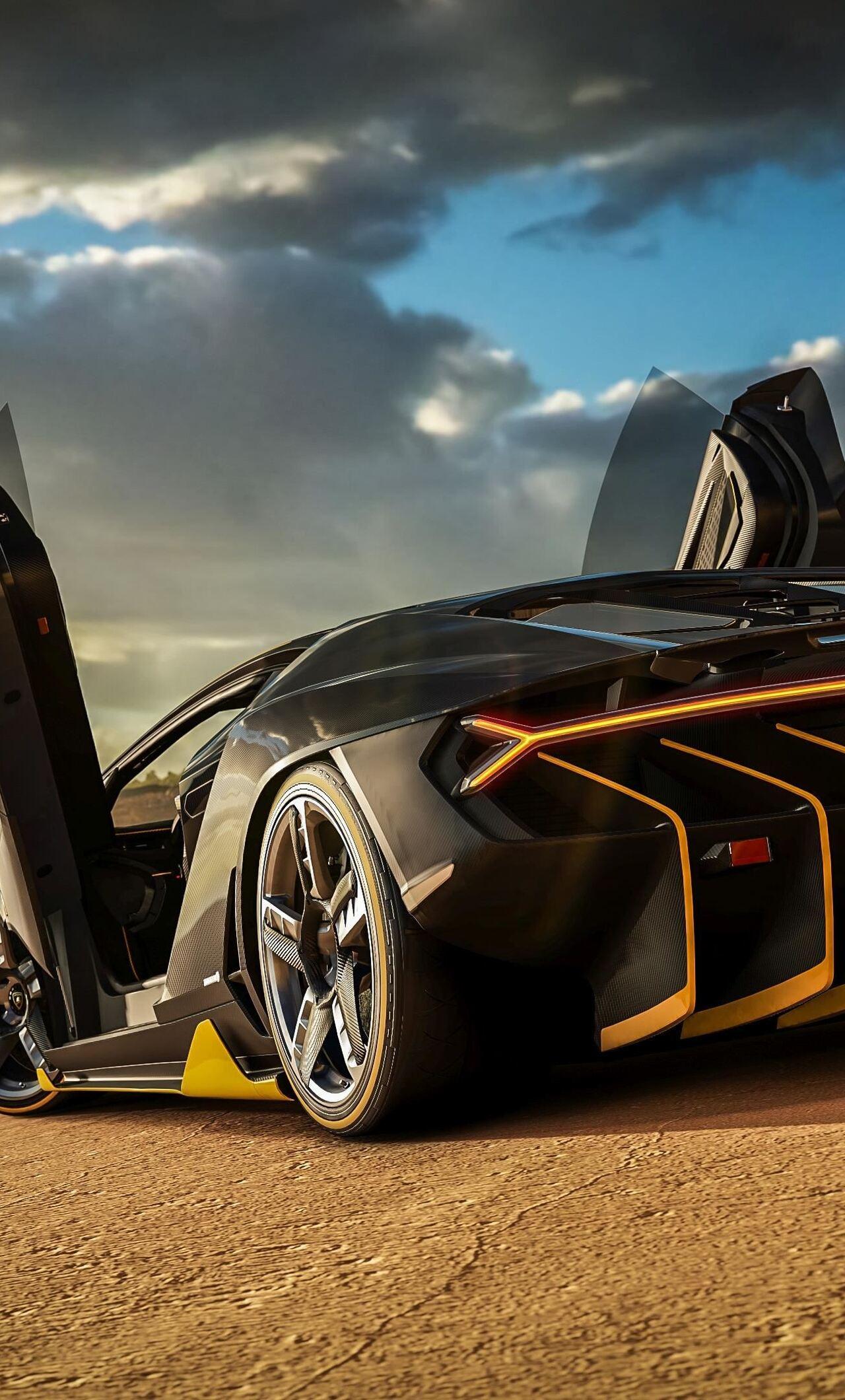 Forza Horizon 3 Lamborghini Ad